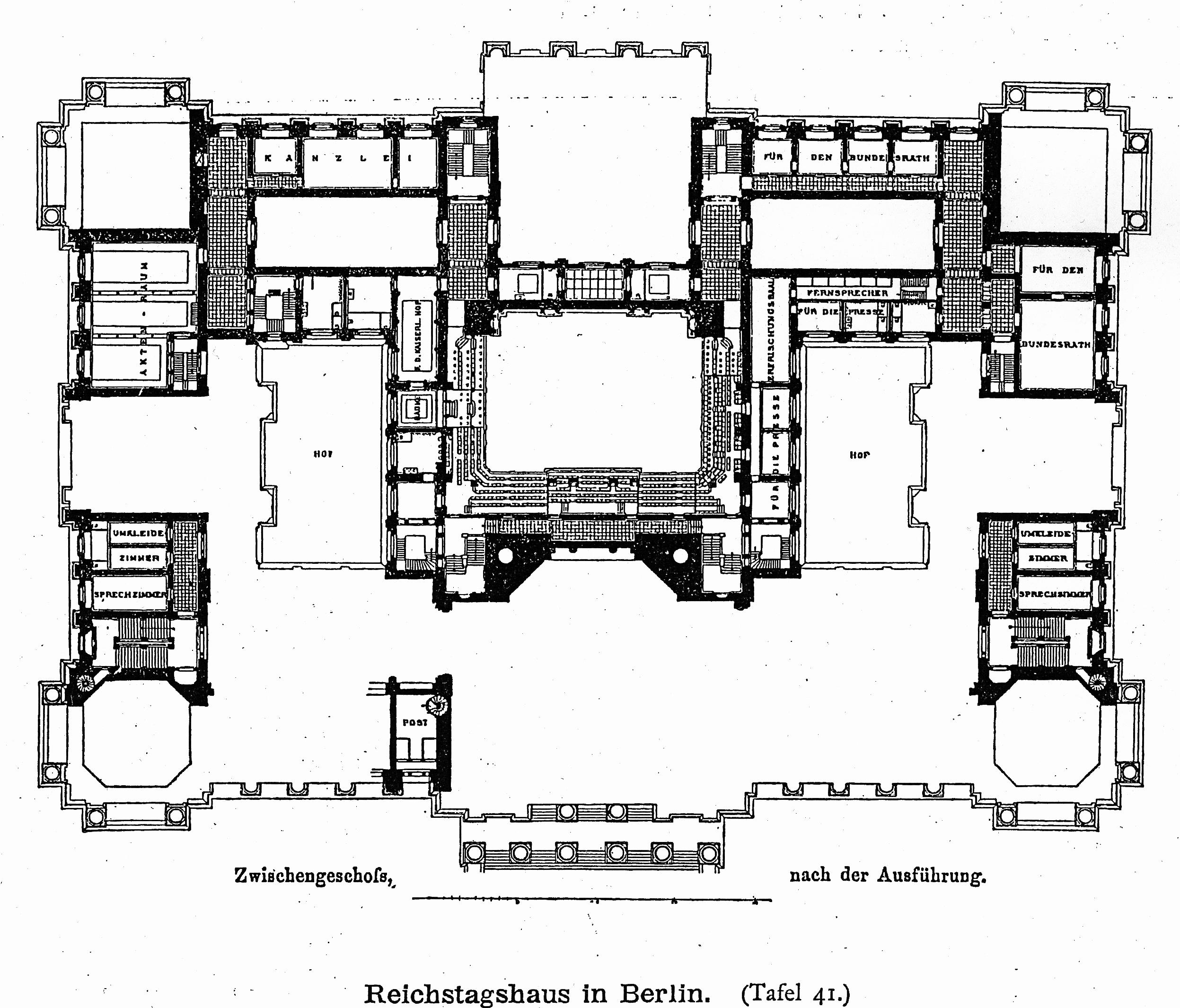 File:Reichstagsgebäude Berlin Architekt Wallot Dresden