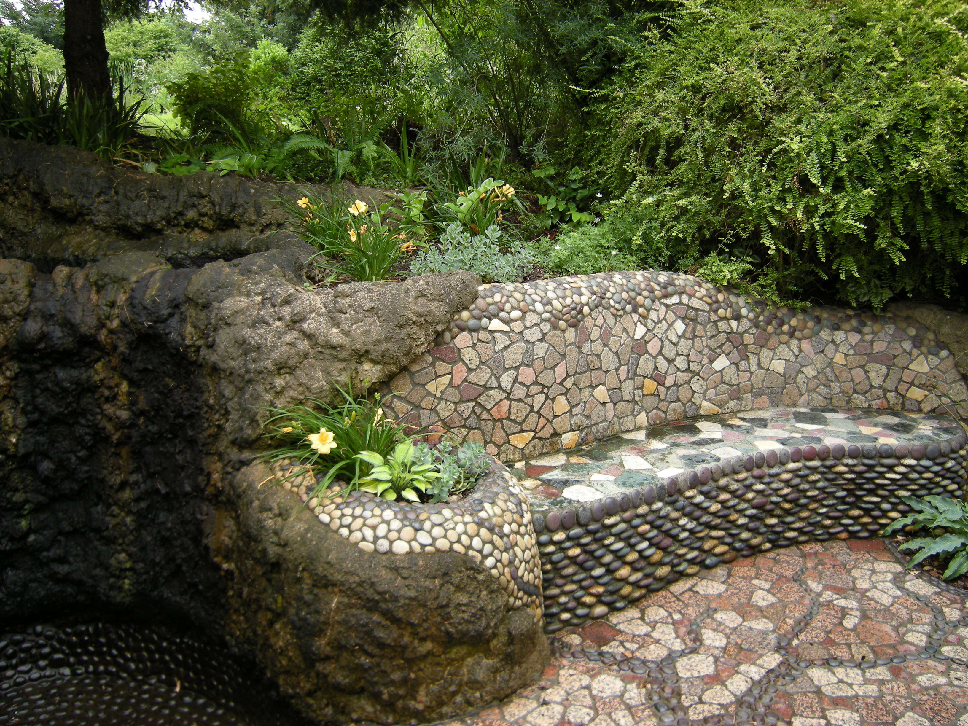 File renton waterworks gardens grotto bench jpg wikimedia commons