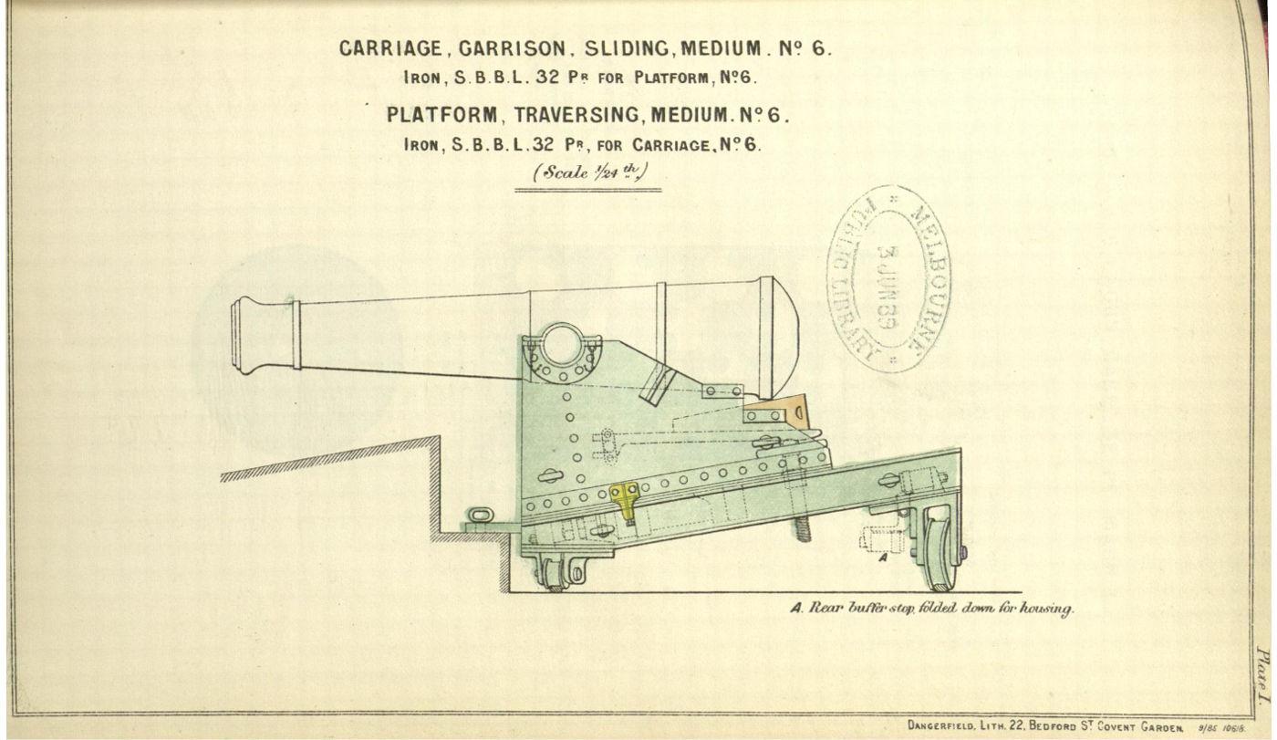 SBBL 32-pounder - Wikipedia on