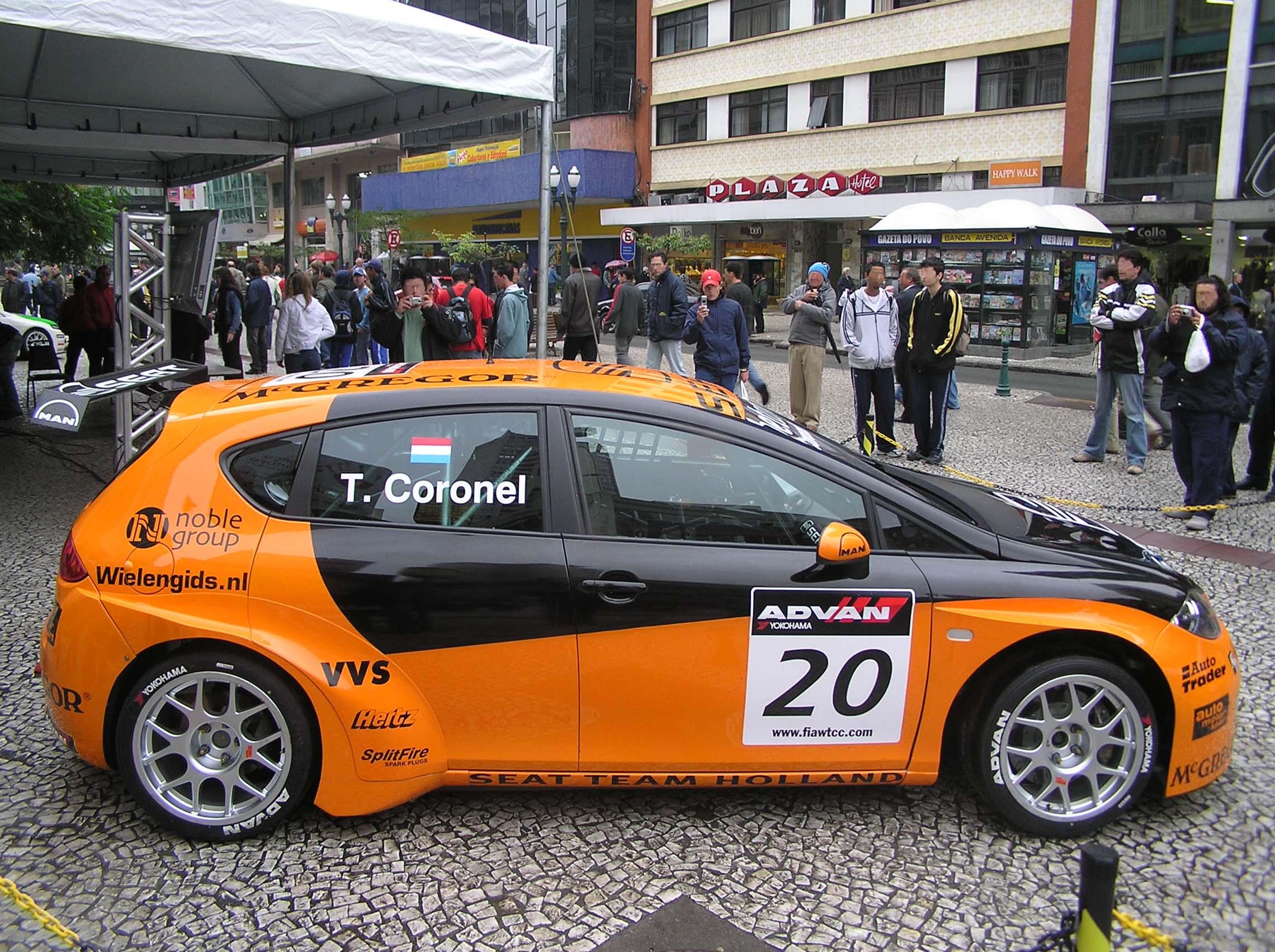 SEAT León WTCC Coches WTCC 2012 Cars WTCC 2012