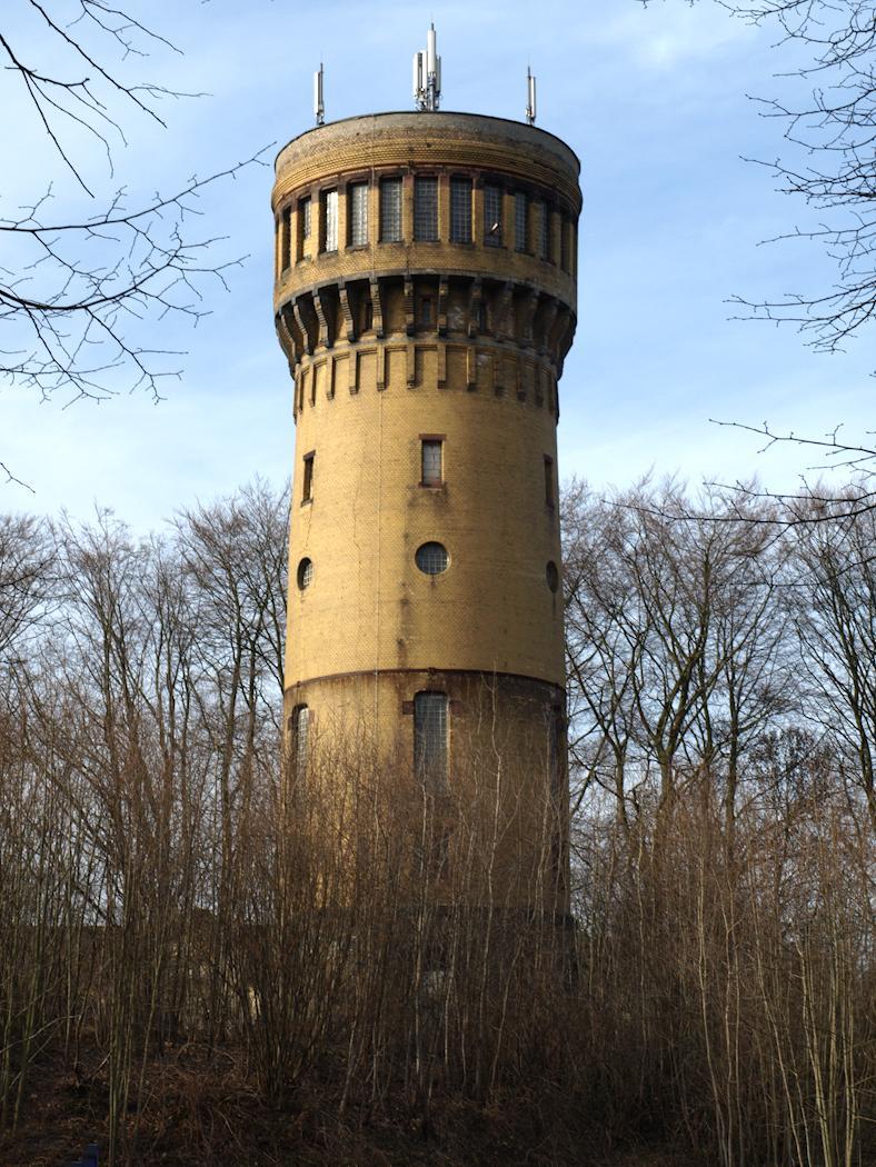 Wasserturm der Fachklinik Schleswig