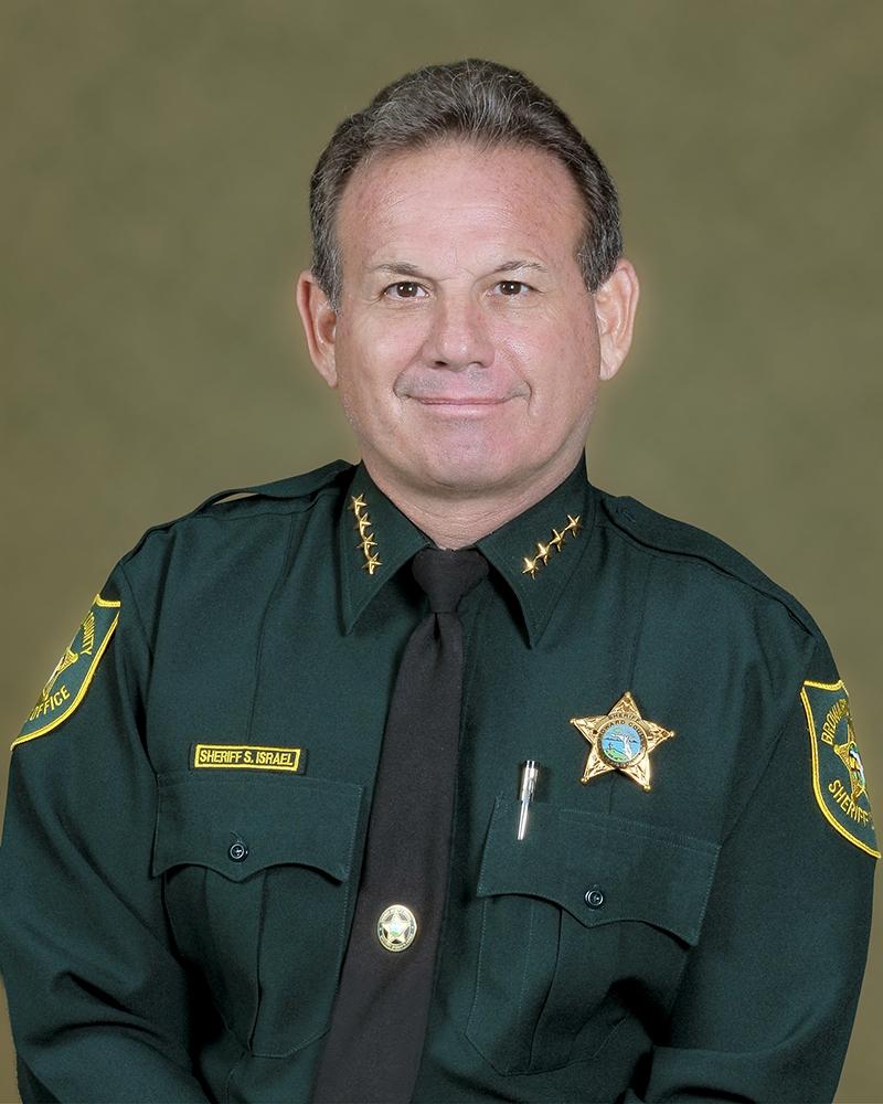 Video Broward County Police Officers Uninterested: Scott Israel