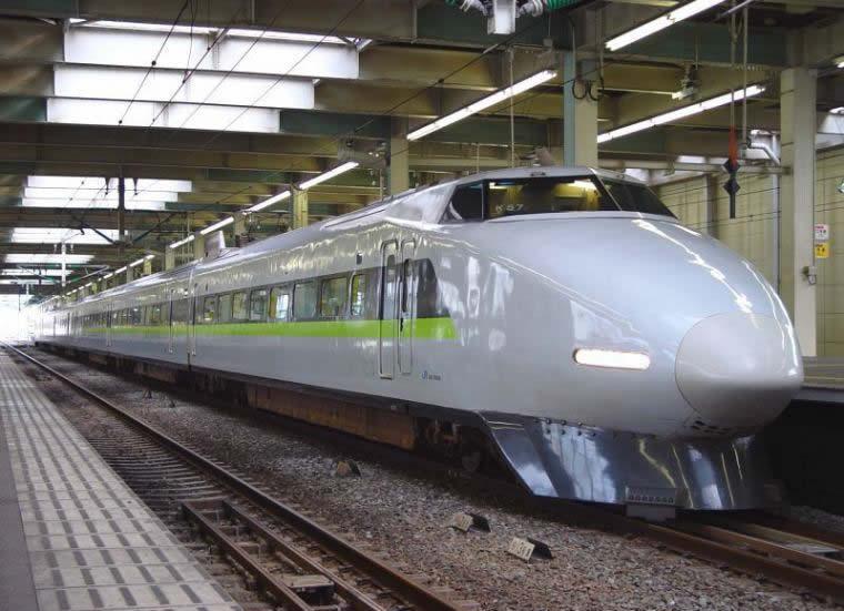 Obrázek k otázce: Shinkansen a cena jízdenky?
