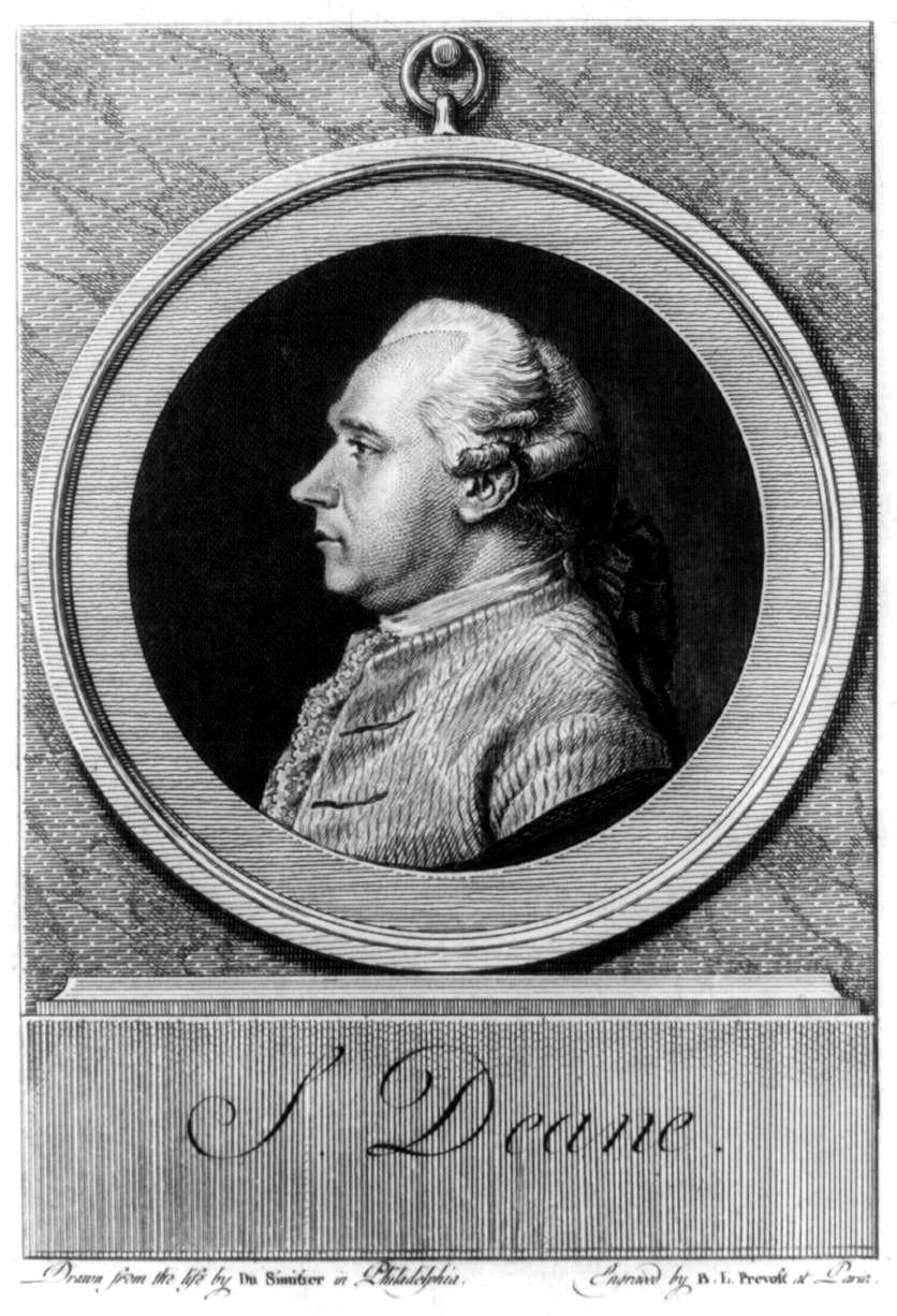 Silas Deane, c. 1781