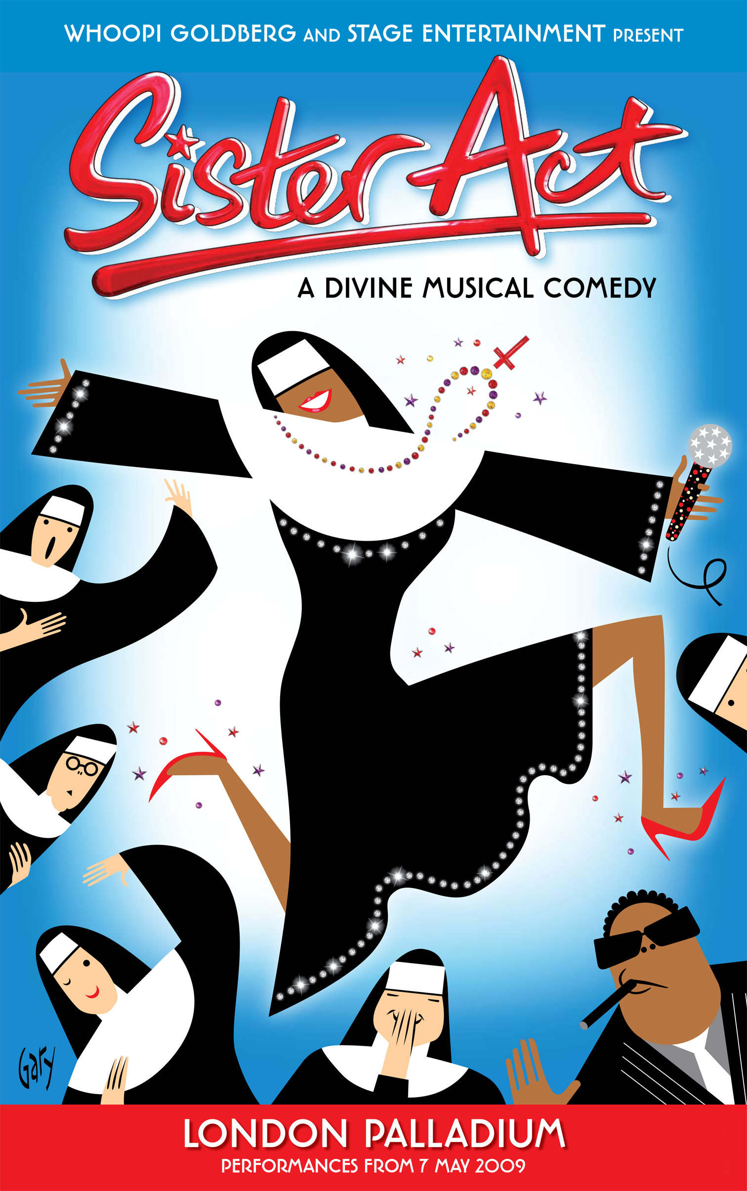 Sister Act Musical Wikipedia