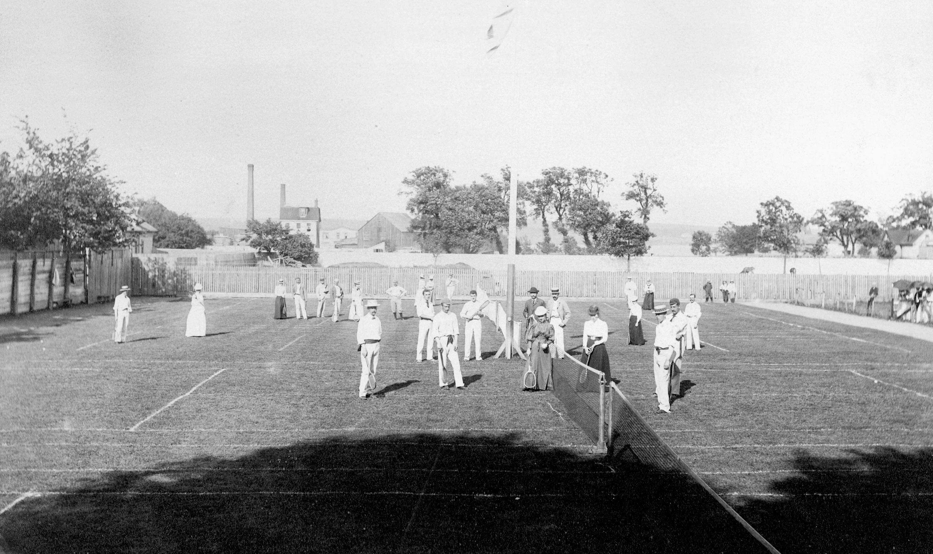 File:south End Lawn Tennis