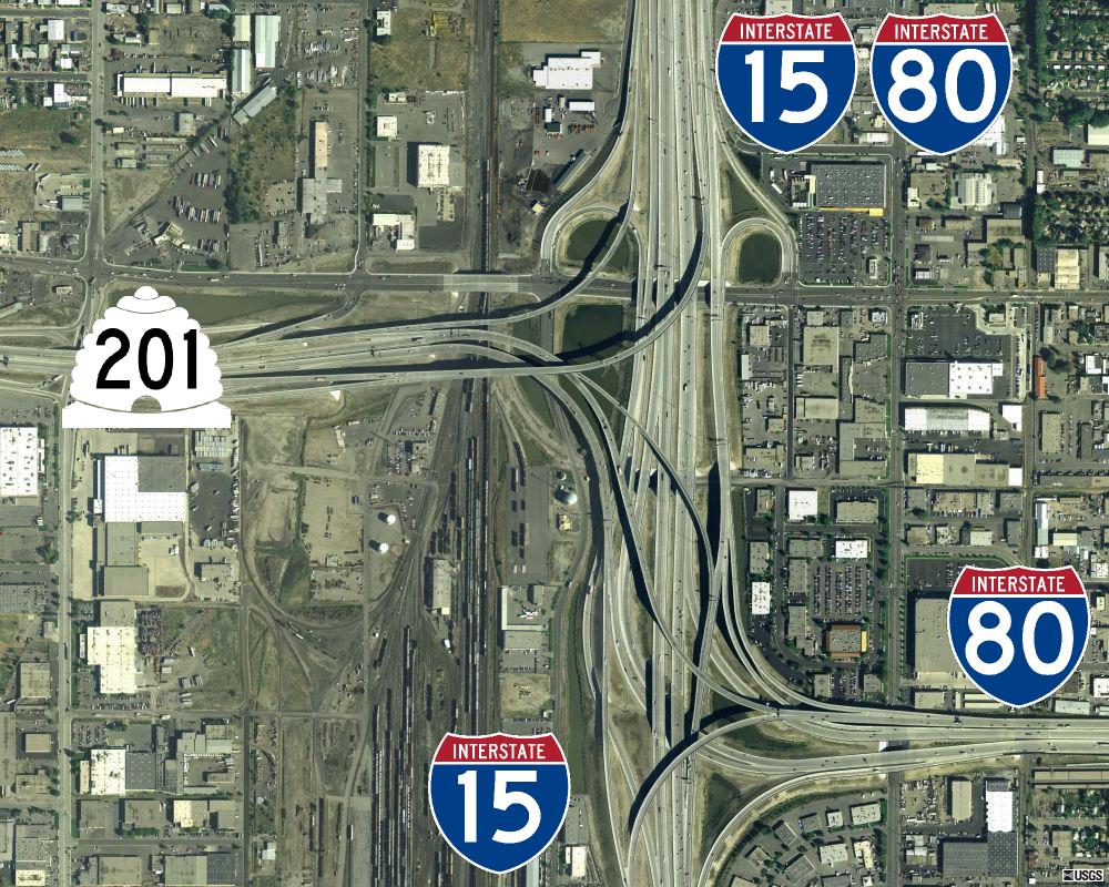 Salt Lake City To Provo Draper By Car