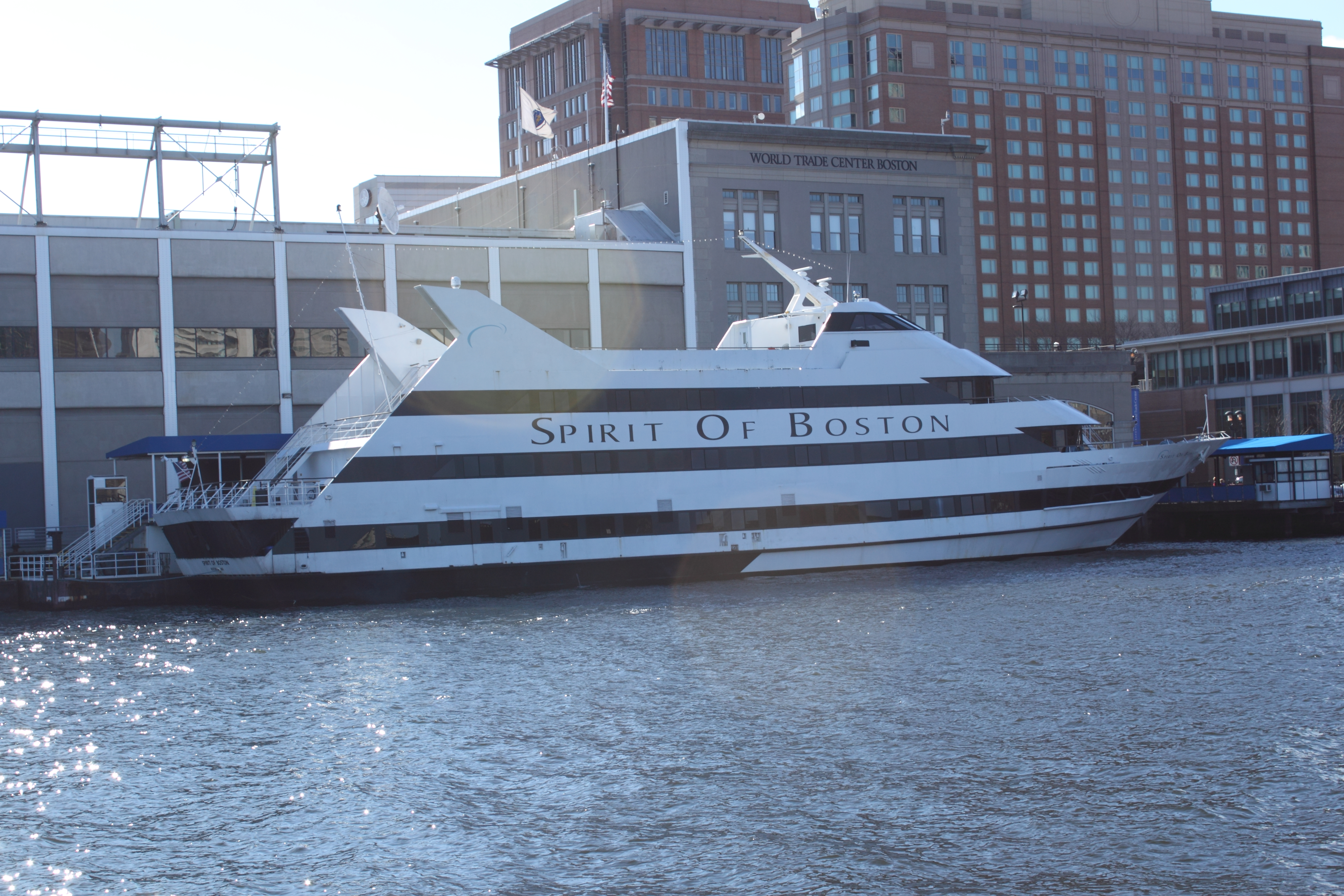 7th Annual All White Cruise AfriQue | Spirit Of Boston @ Spirit of Boston,  Boston [26 May]