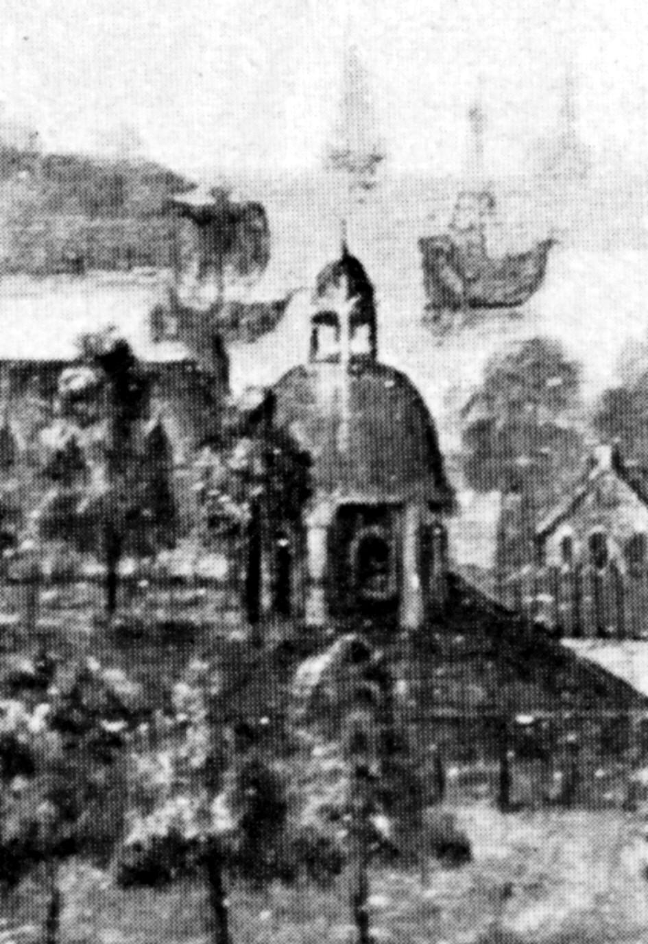 St Gertrud Lübeck