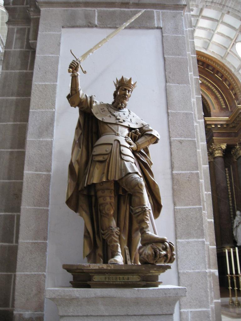 Fruela I Of Asturias