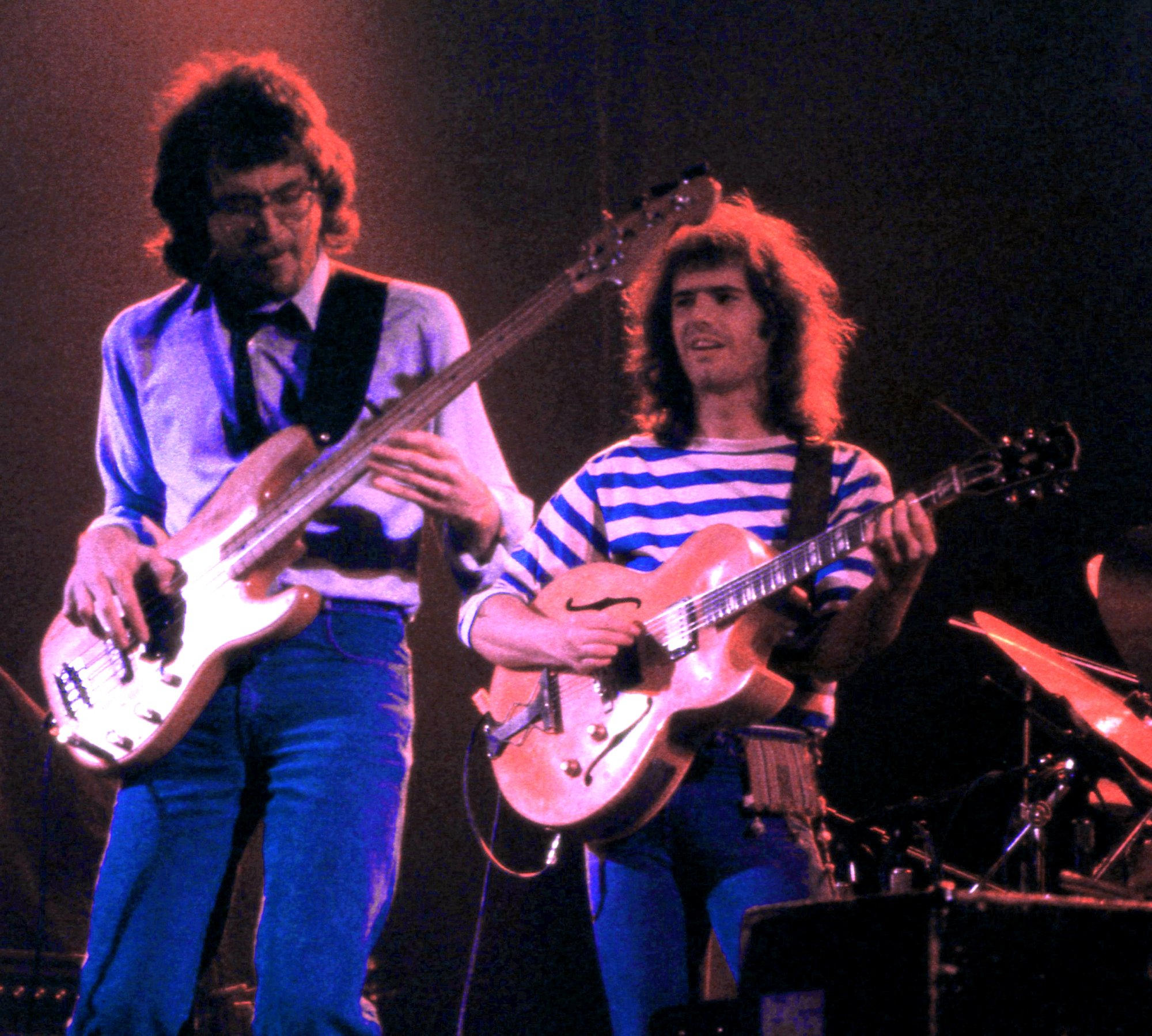 file steve rodby and pat metheny jpg wikimedia commons