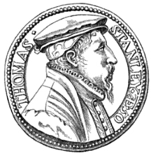 Thomas Stanley (Royal Mint) Goldsmith and officer of the Royal Mint in Tudor England