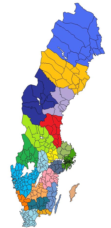 kommuner i stockholm