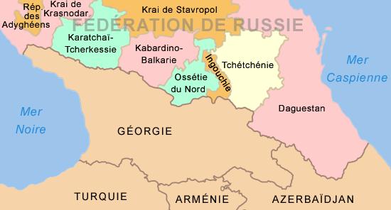 Seconde guerre de Tchétchénie — Wikipédia