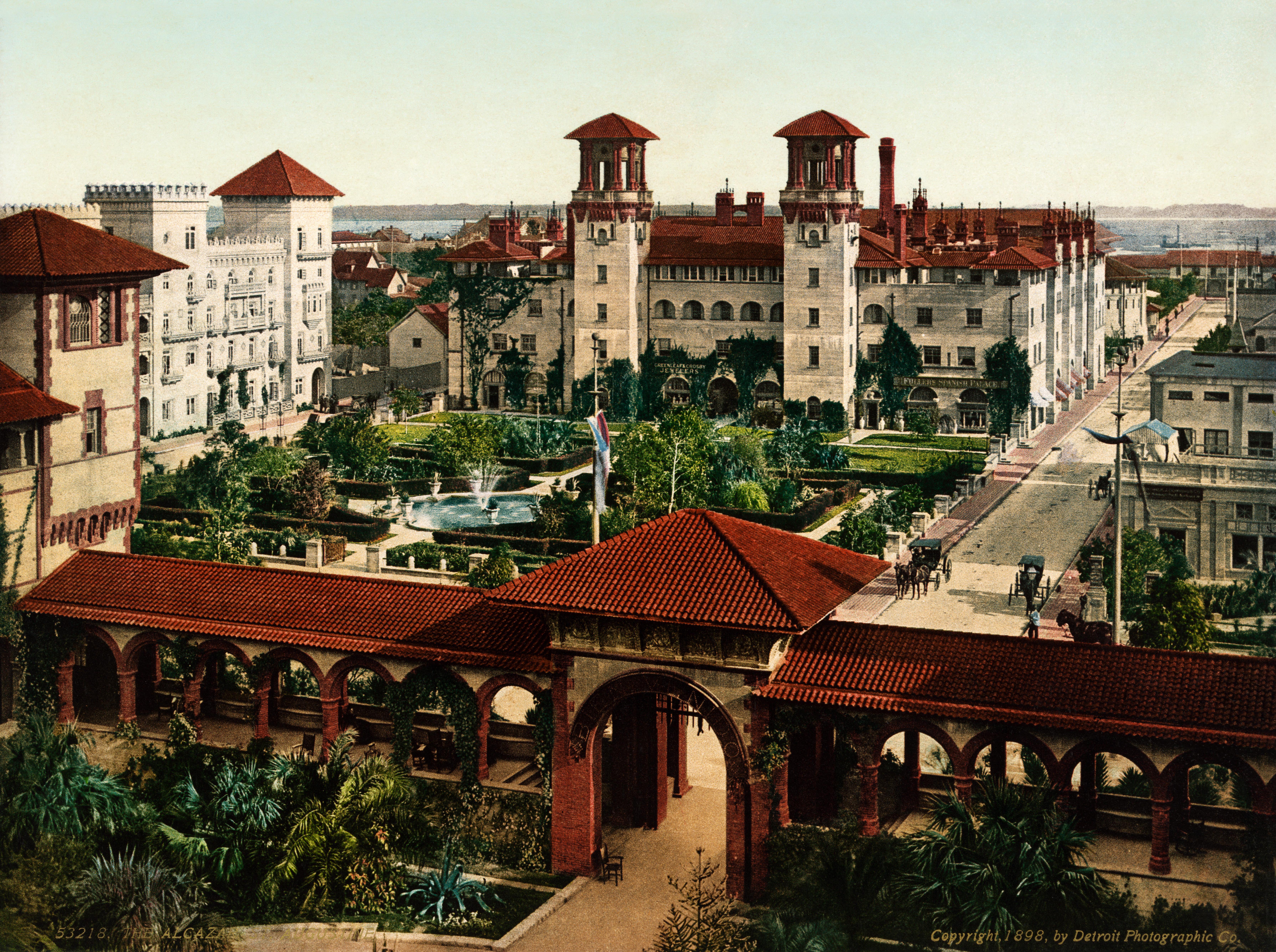 Hotel St Augustin Florida
