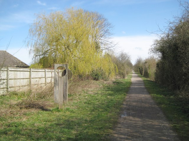 The Ford, Phoenix Trail - geograph.org.uk - 752197