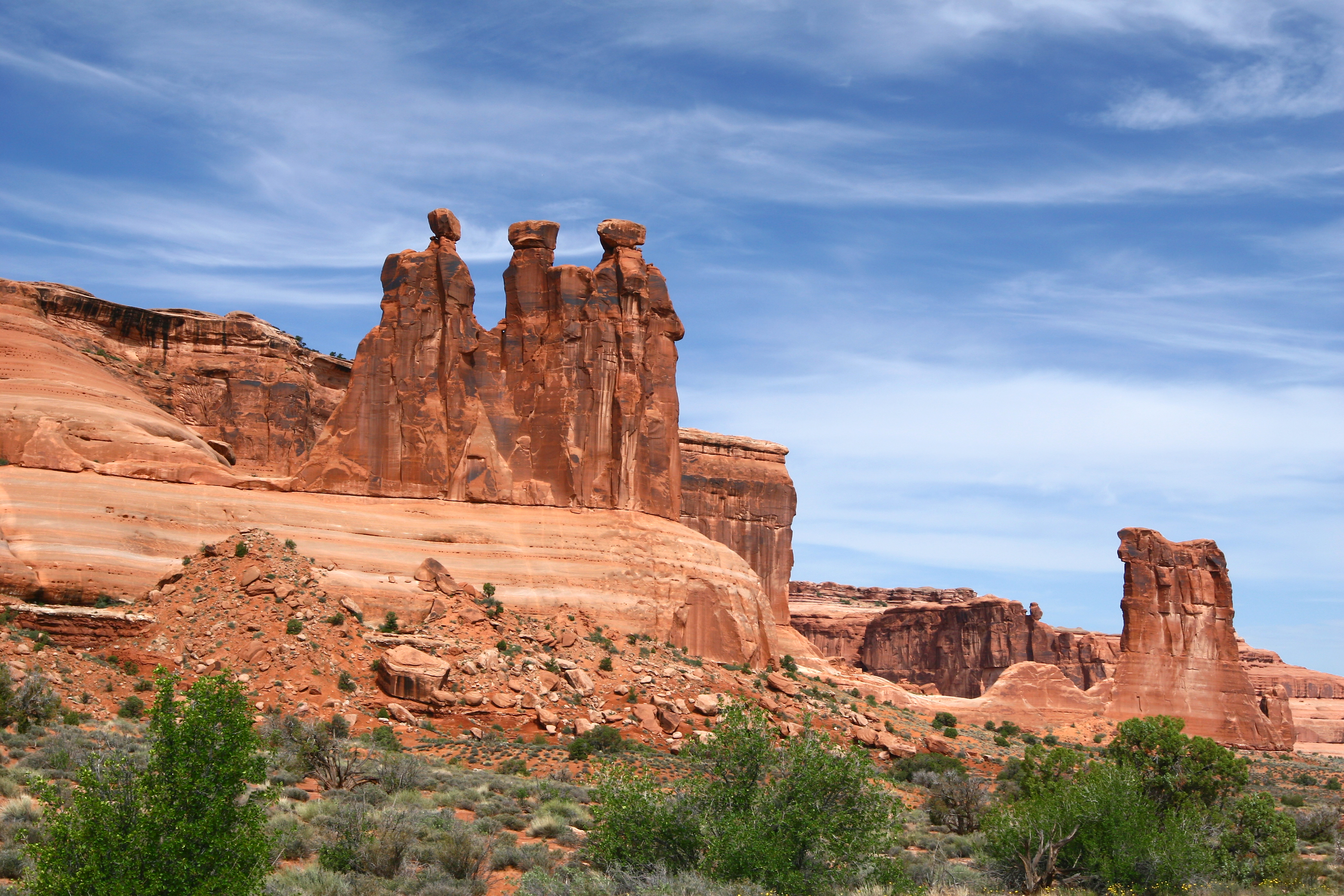 Adventure Lovers' Paradise: Arches National Park [47 PICS]