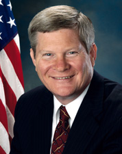 Tim Johnson, official photo as senator.jpg