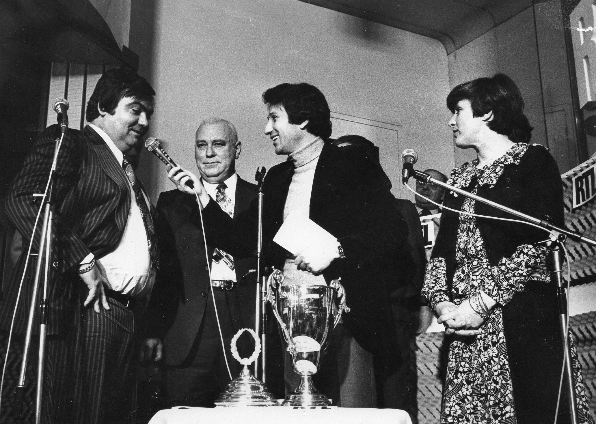 File tirage au sort de la coupe de france 1978 - Tirage au sort de la coupe de france ...