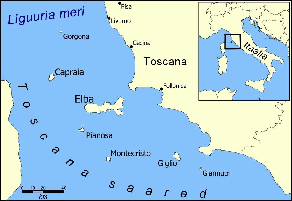 Capraia Vikipeedia vaba entsklopeedia