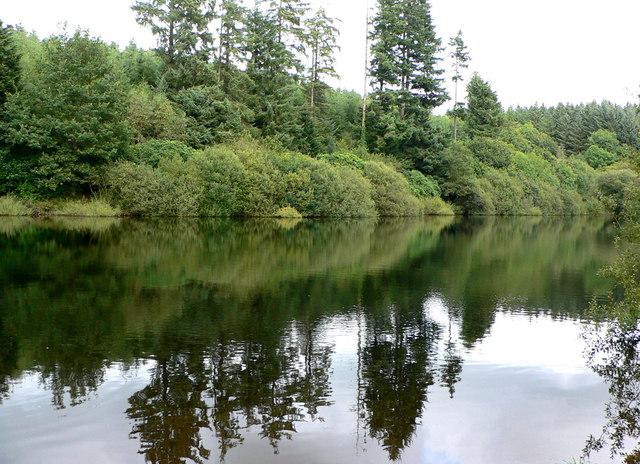 Trenchford Reservoir - geograph.org.uk - 950037