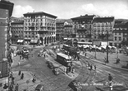 Trolleybuses In Trieste Wikipedia