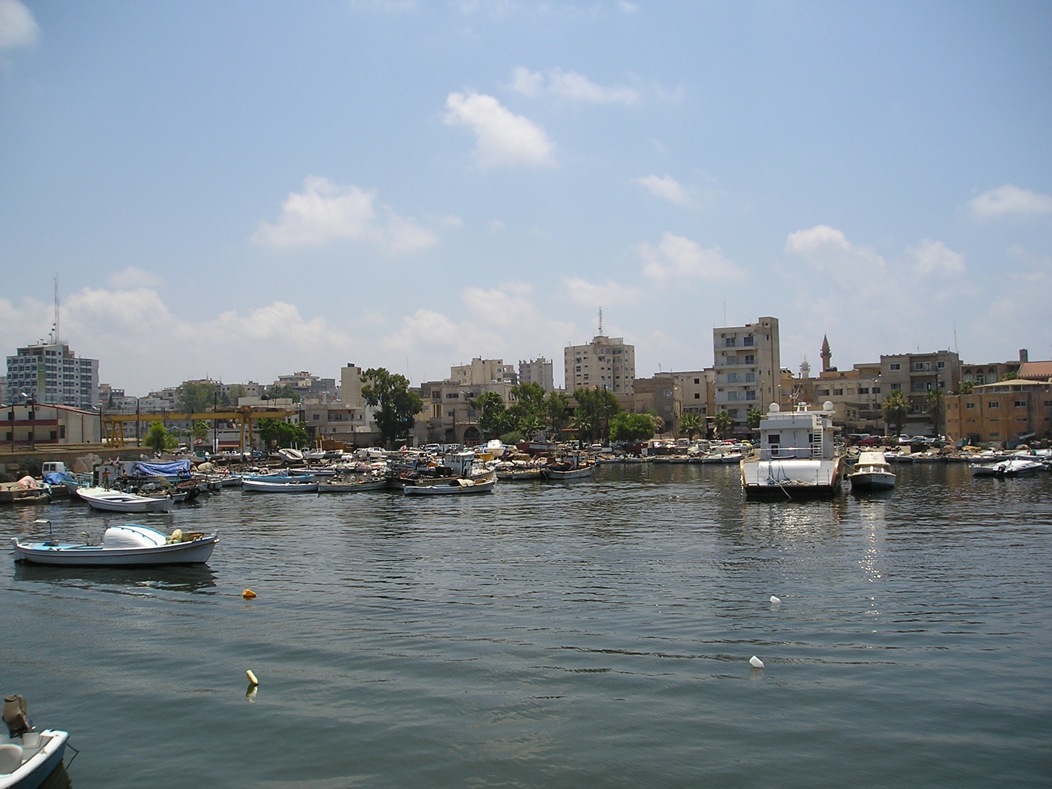 Tyre was once a poweful city-state, but is now just a city in Lebanon.