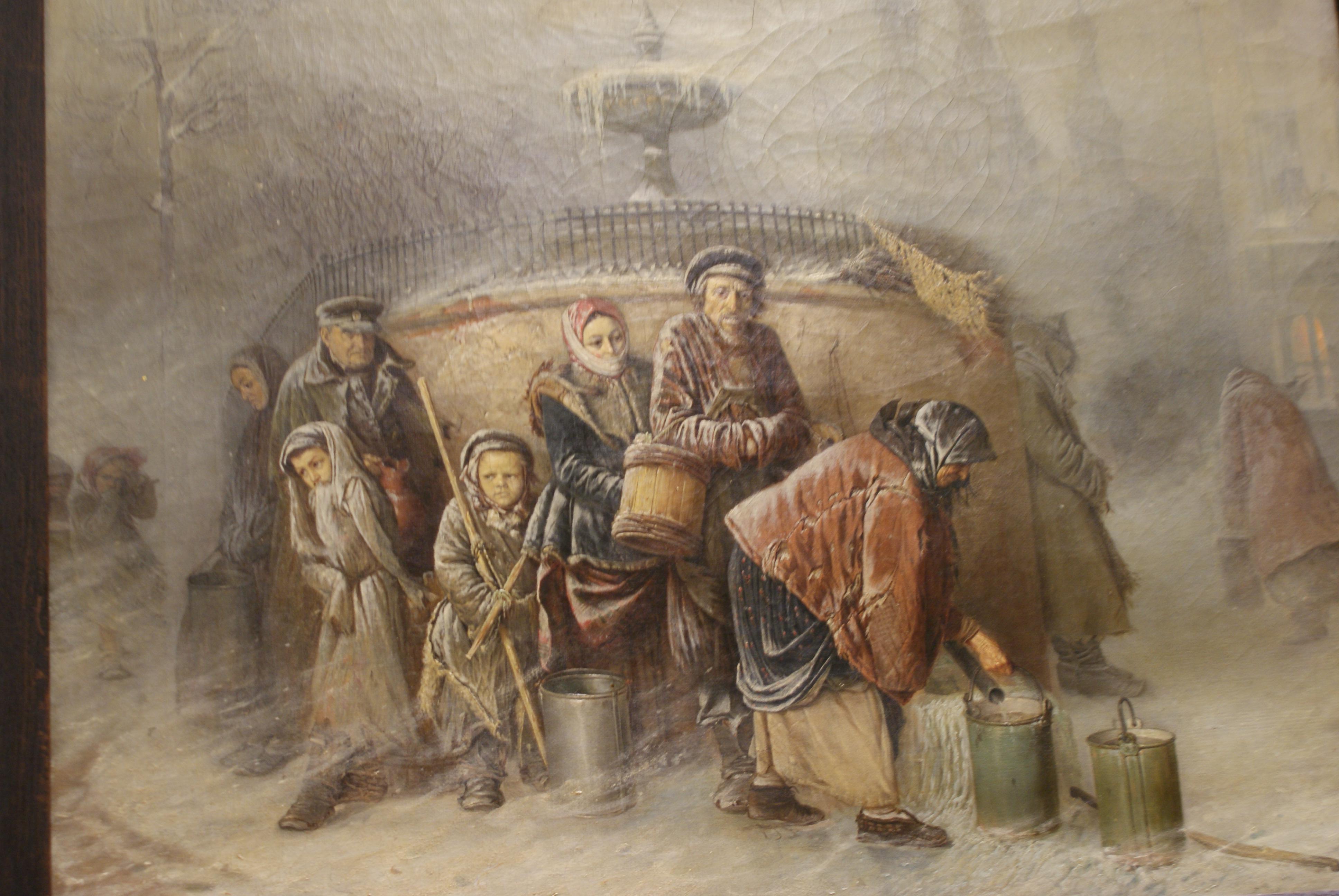 Самые грустные картины в русском искусстве