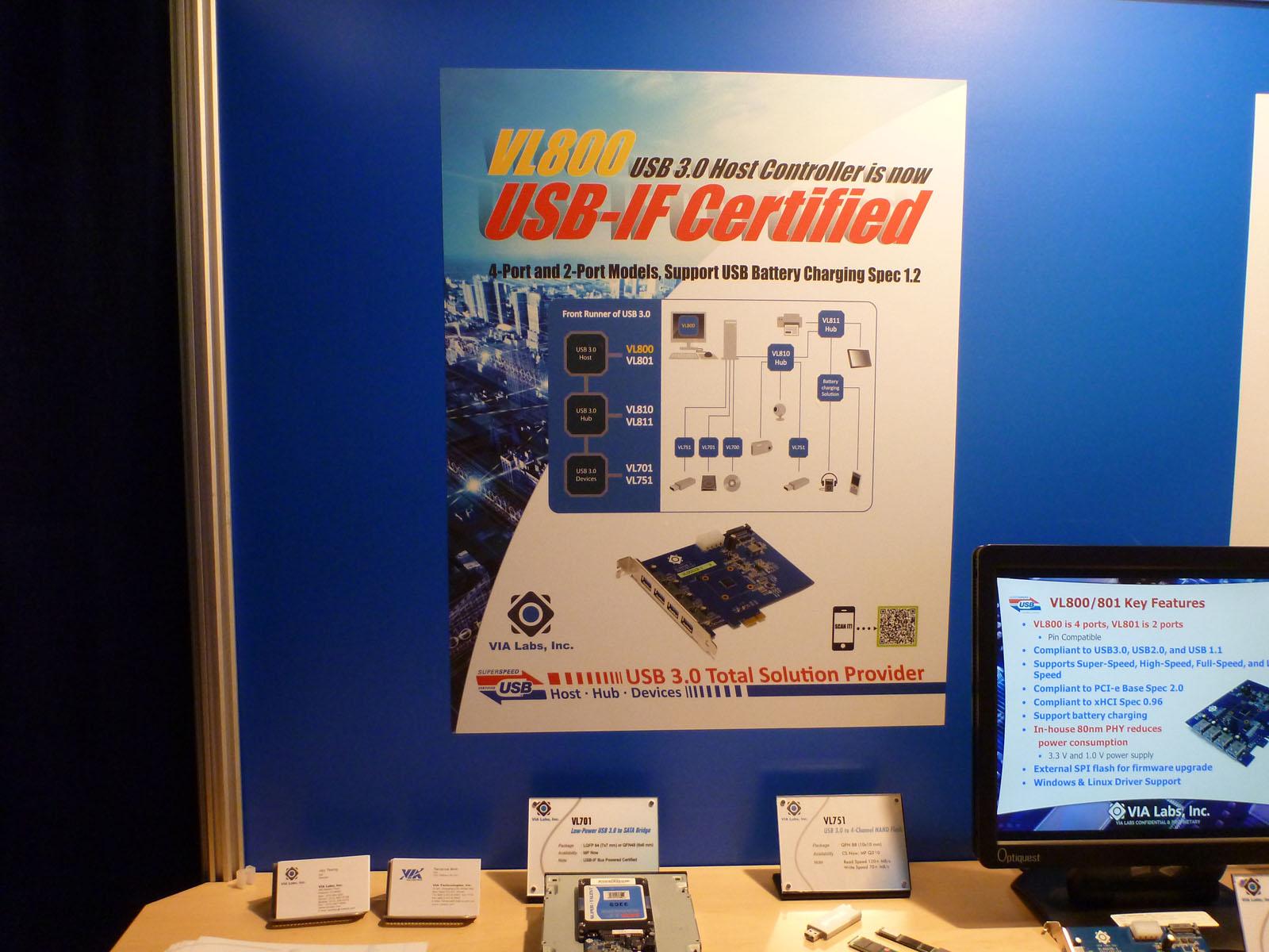 VIA VL800/801 USB 3.0 Host Controller Last