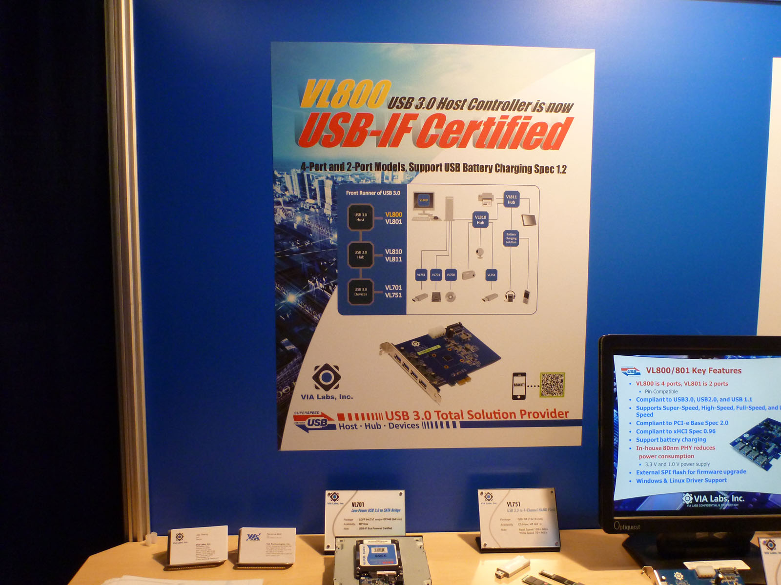 VIA Labs VL800/VL801 USB 3.0 Controller 64 BIT