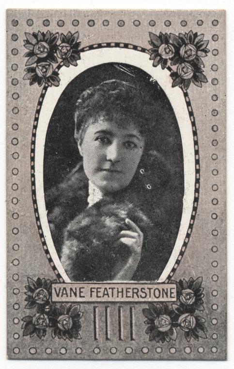 vane featherston