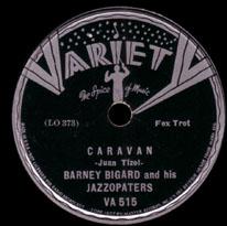 Caravan (Juan Tizol and Duke Ellington song)