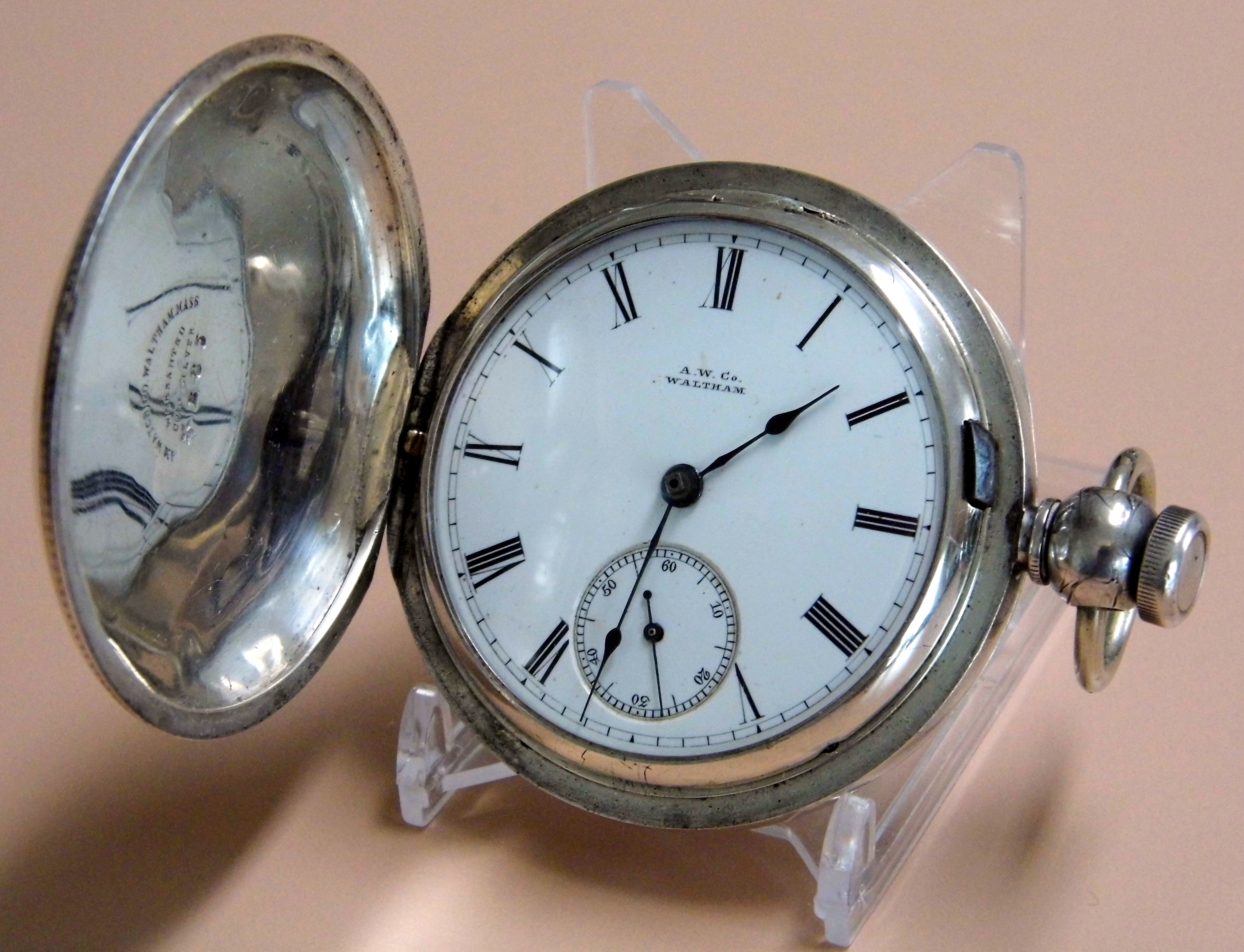 Jewels Pocket Watch