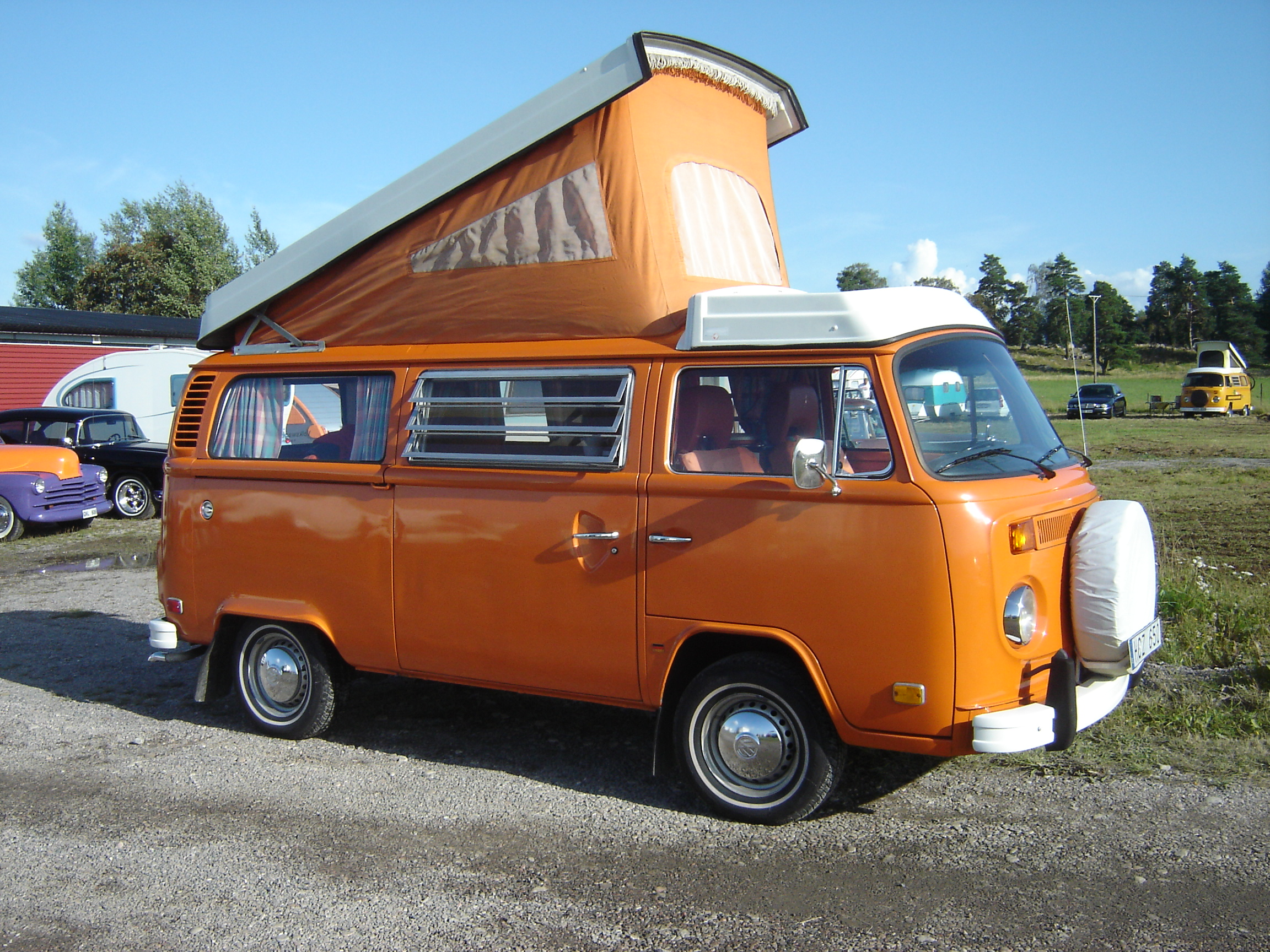 camper bus dorothy known a the conversion as little plight volkswagen of riviera page