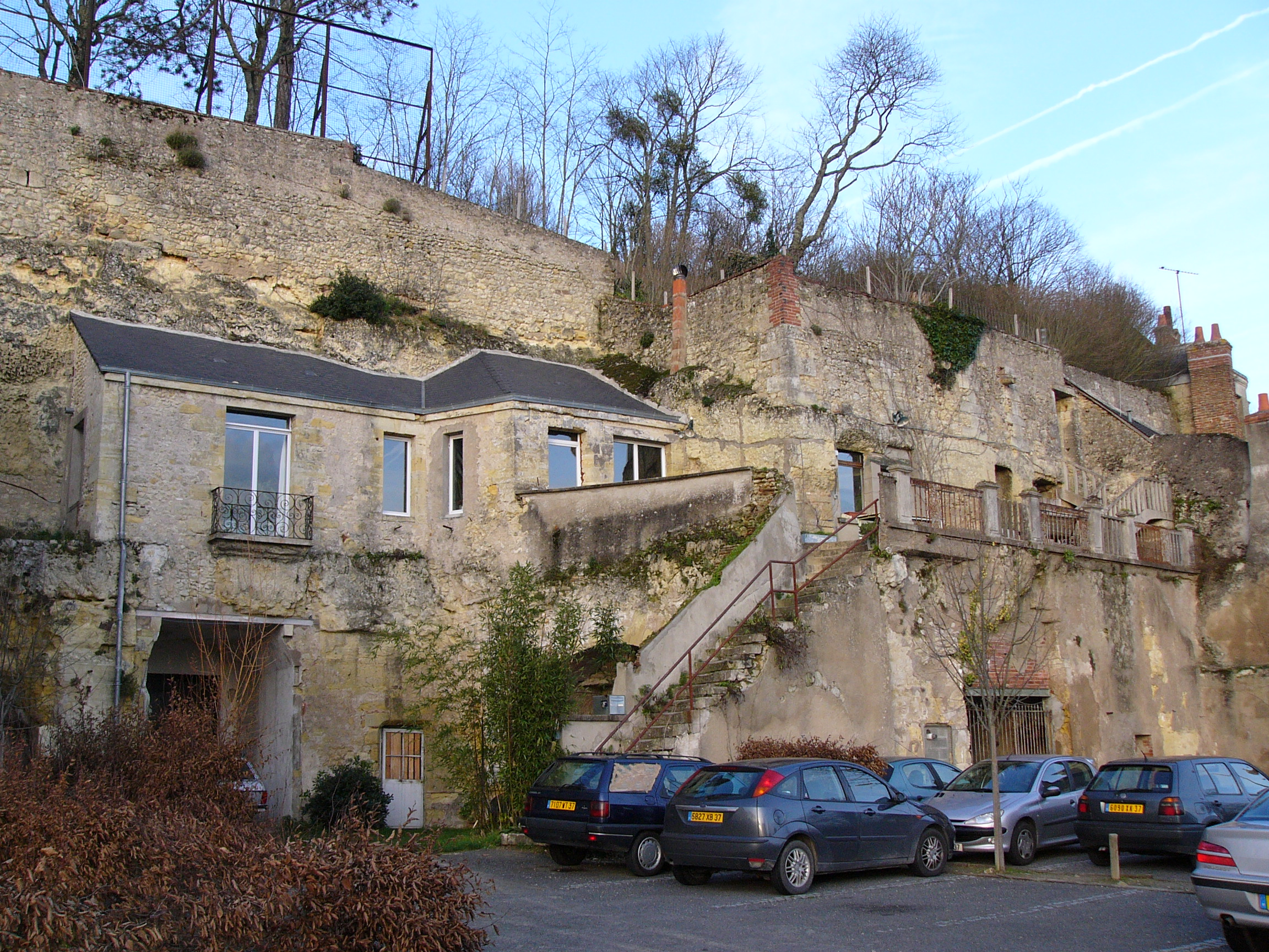 Vouvray - Maison troglodyte angers ...