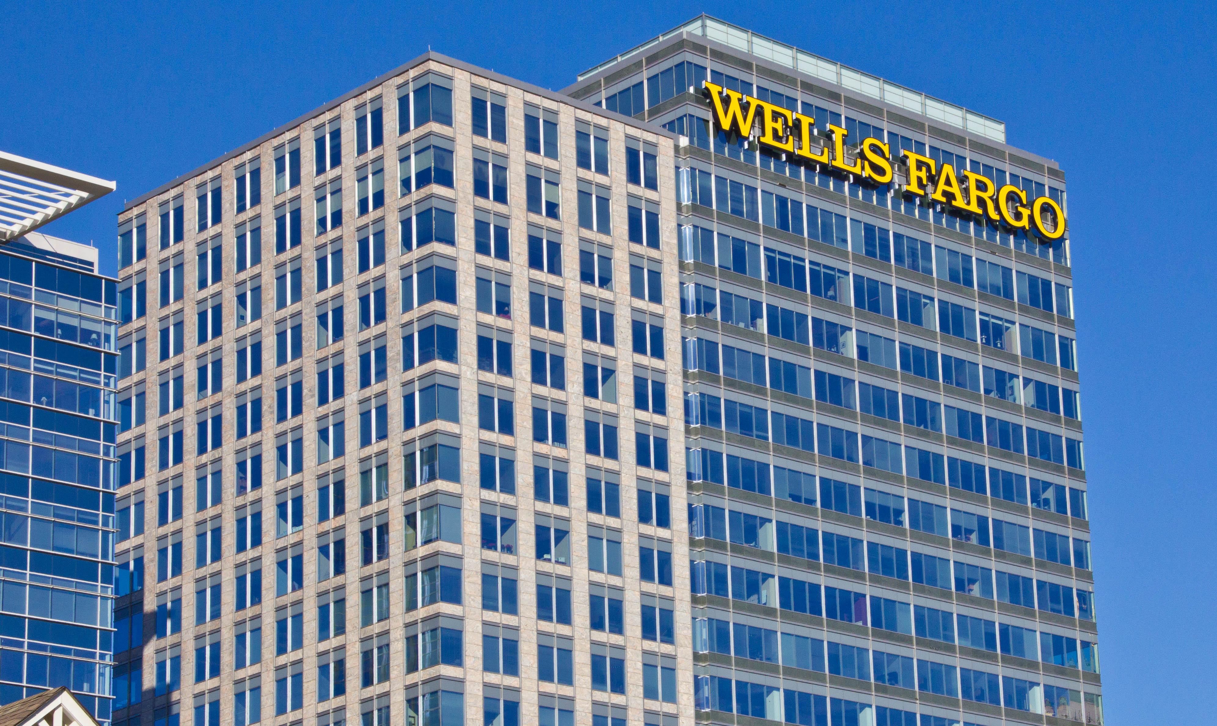Wells Fargo Office Building Emergency