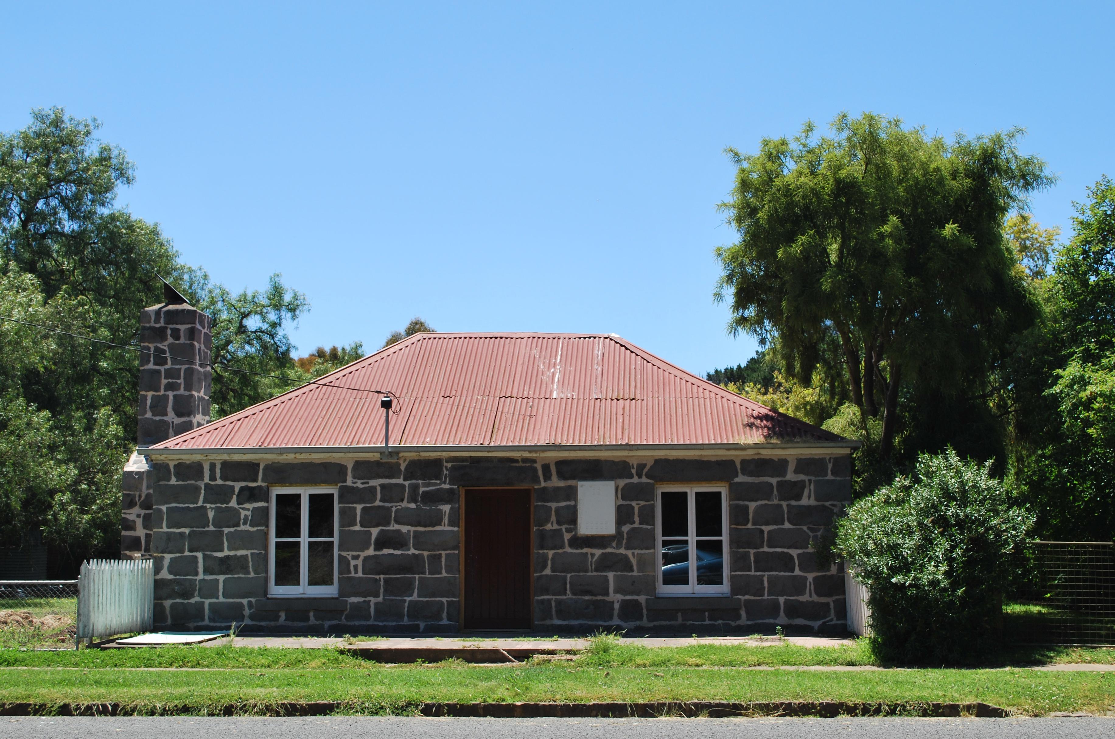 File wickliffe bluestone cottage jpg wikimedia commons for Bluestone house