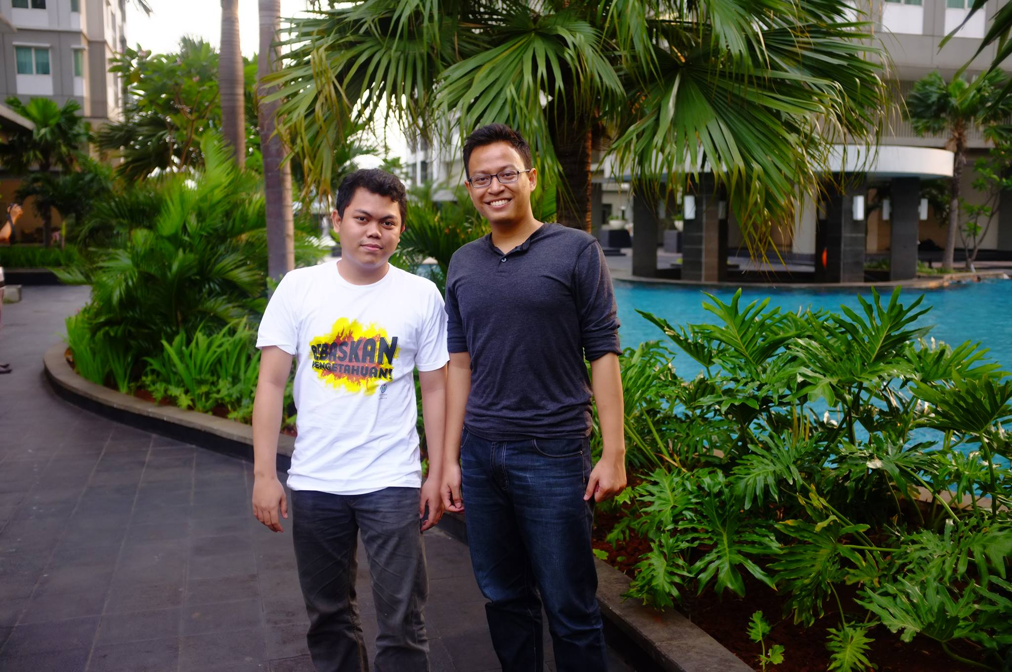 File:Wiki-ID - Andy Lesmana (left) and Ricky Setiawan in Nov
