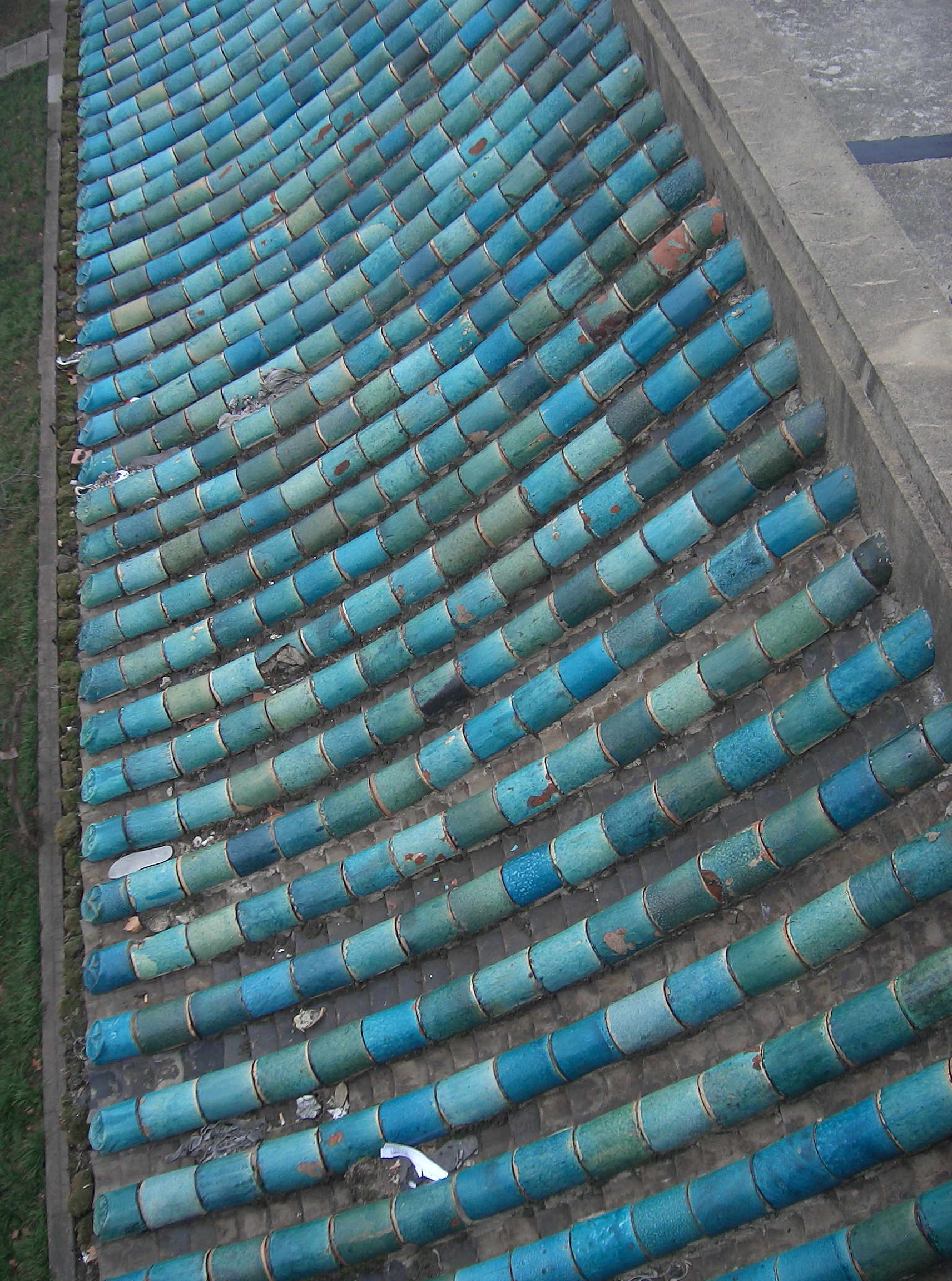 File:Wuhan University - roof tiles.JPG