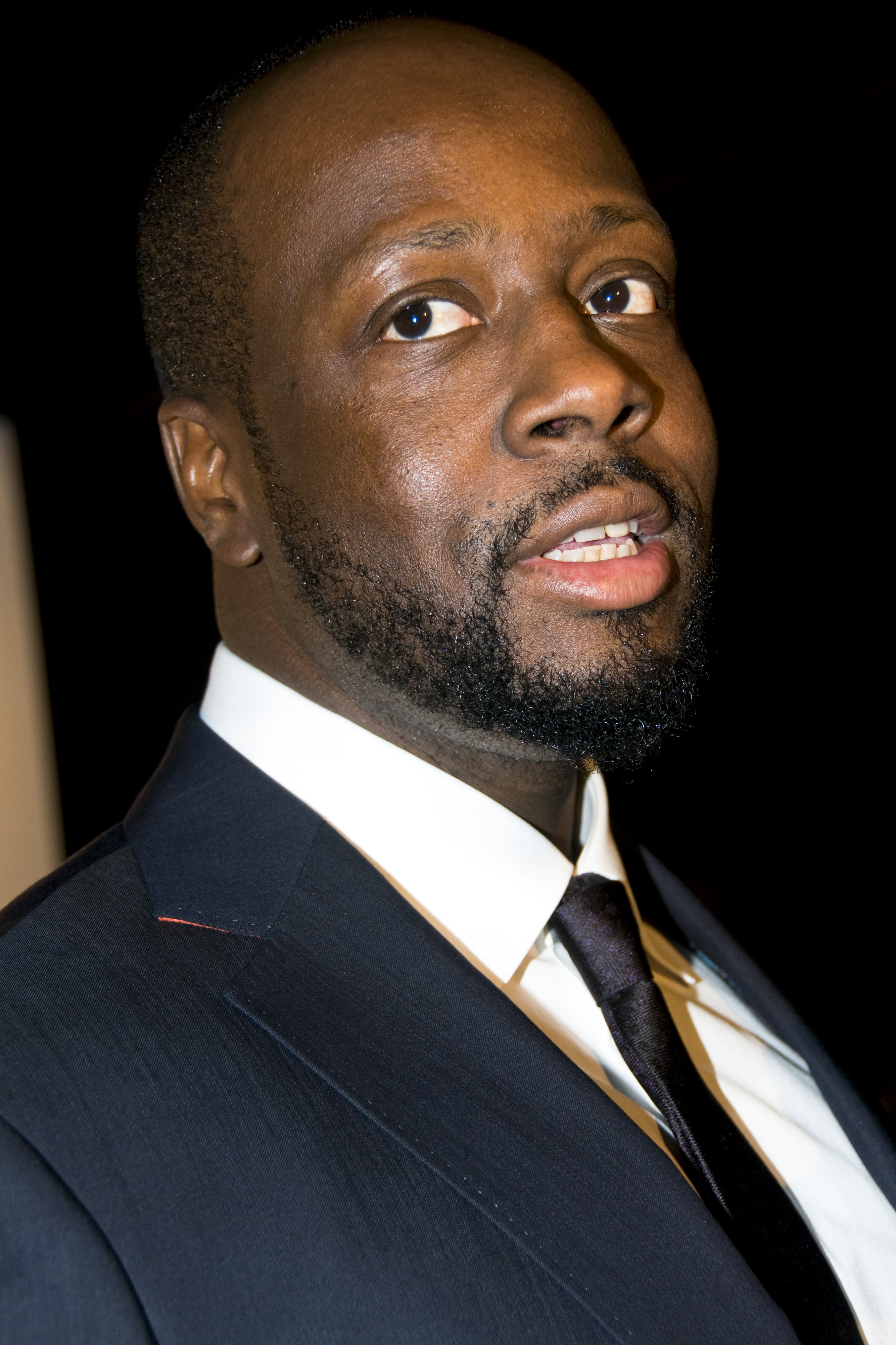 The 48-year old son of father (?) and mother(?) Wyclef Jean in 2018 photo. Wyclef Jean earned a  million dollar salary - leaving the net worth at 10 million in 2018