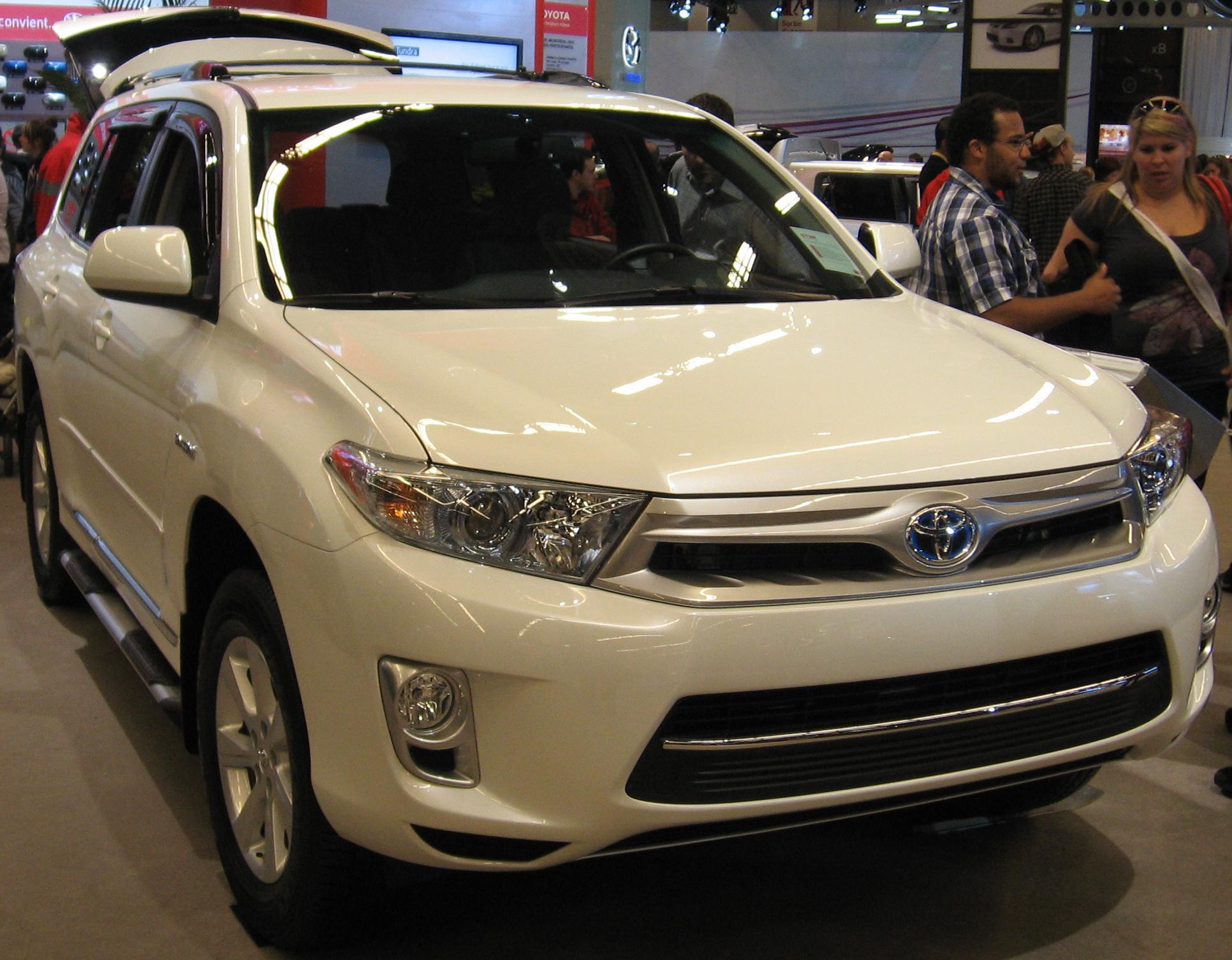 Attractive File:u002711 Toyota Highlander Hybrid (MIAS U0027 ...