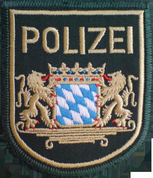 Wappen der bayerischen Polizei
