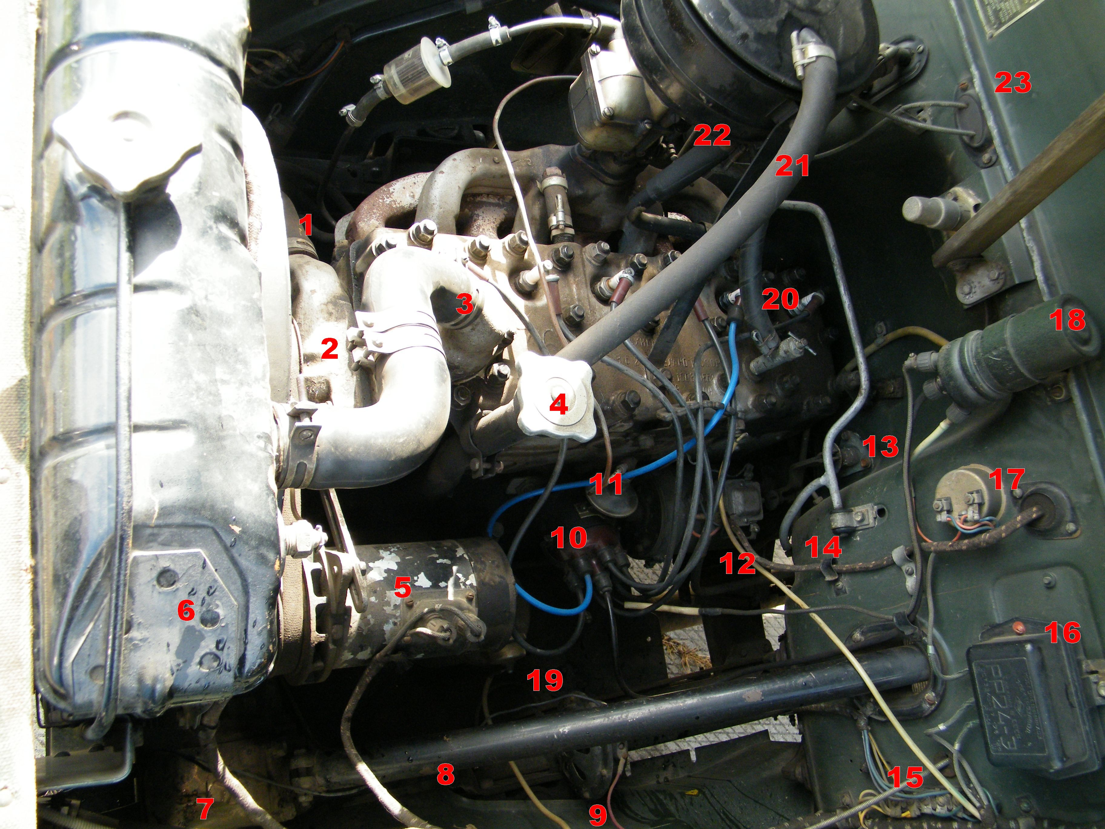 схема работы генератора москвич 2140