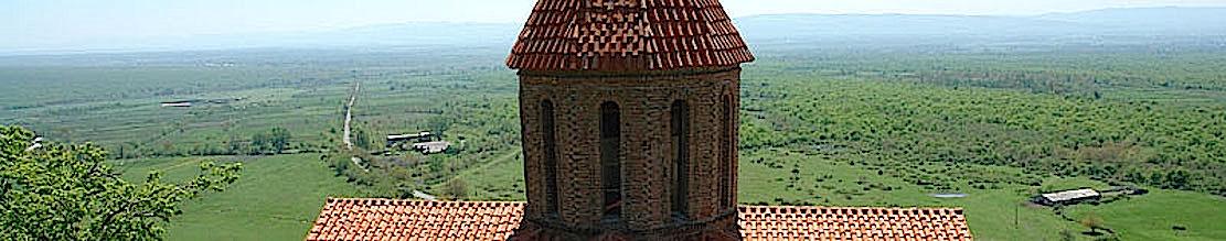 Курмухская Георгиевская церковь.