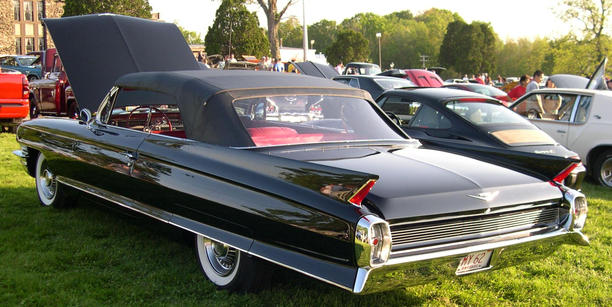 1962 cadillac series 62 classic automobiles. Black Bedroom Furniture Sets. Home Design Ideas