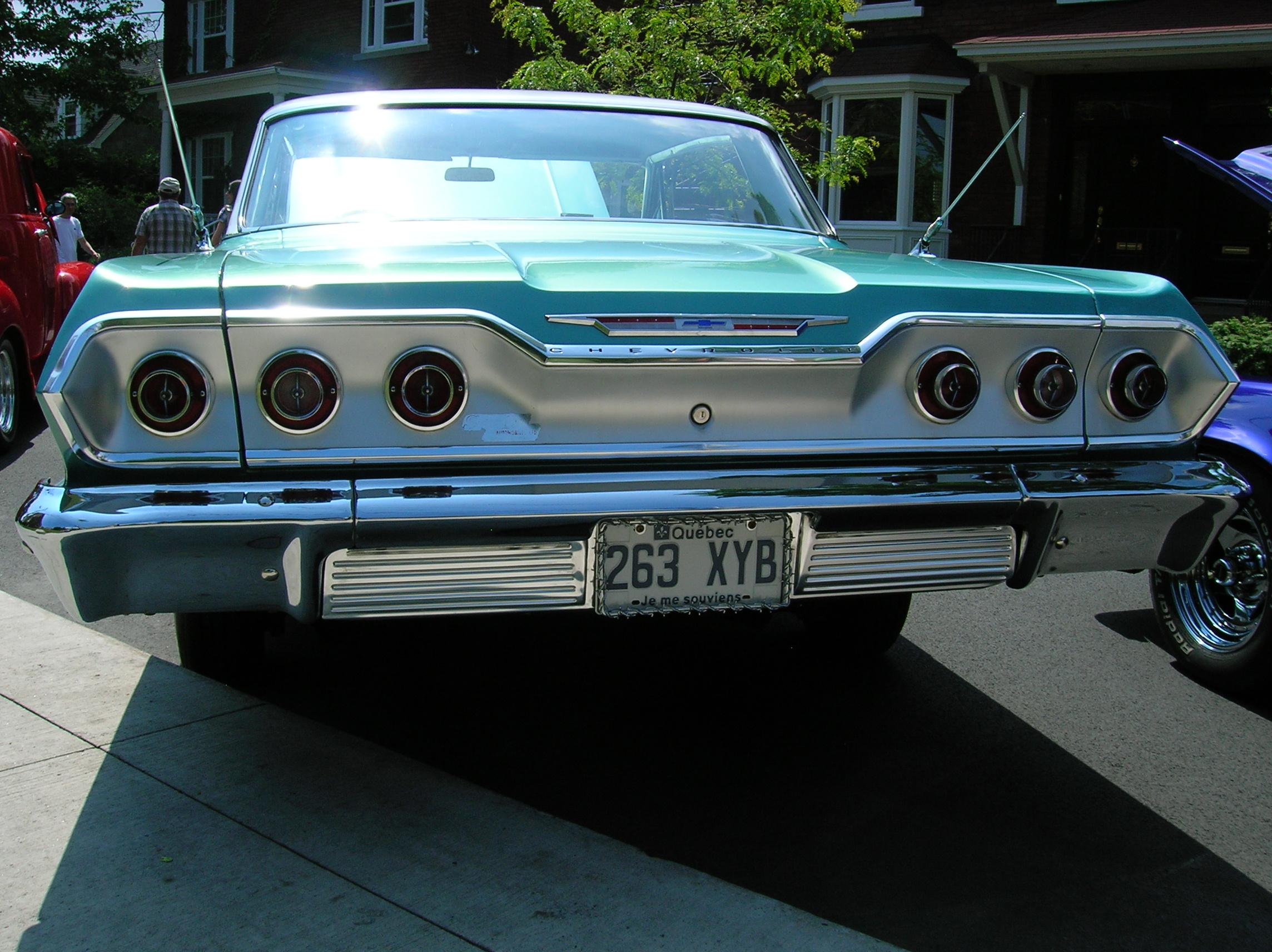 Kelebihan Impala 1963 Perbandingan Harga