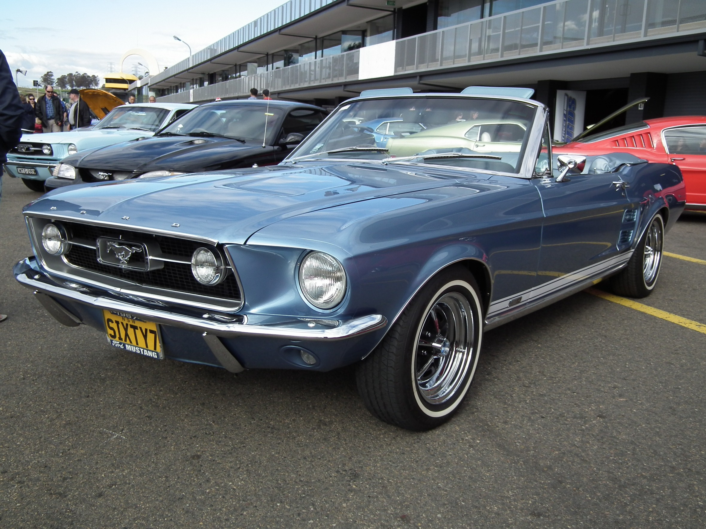Image result for Classic Ford Mustang
