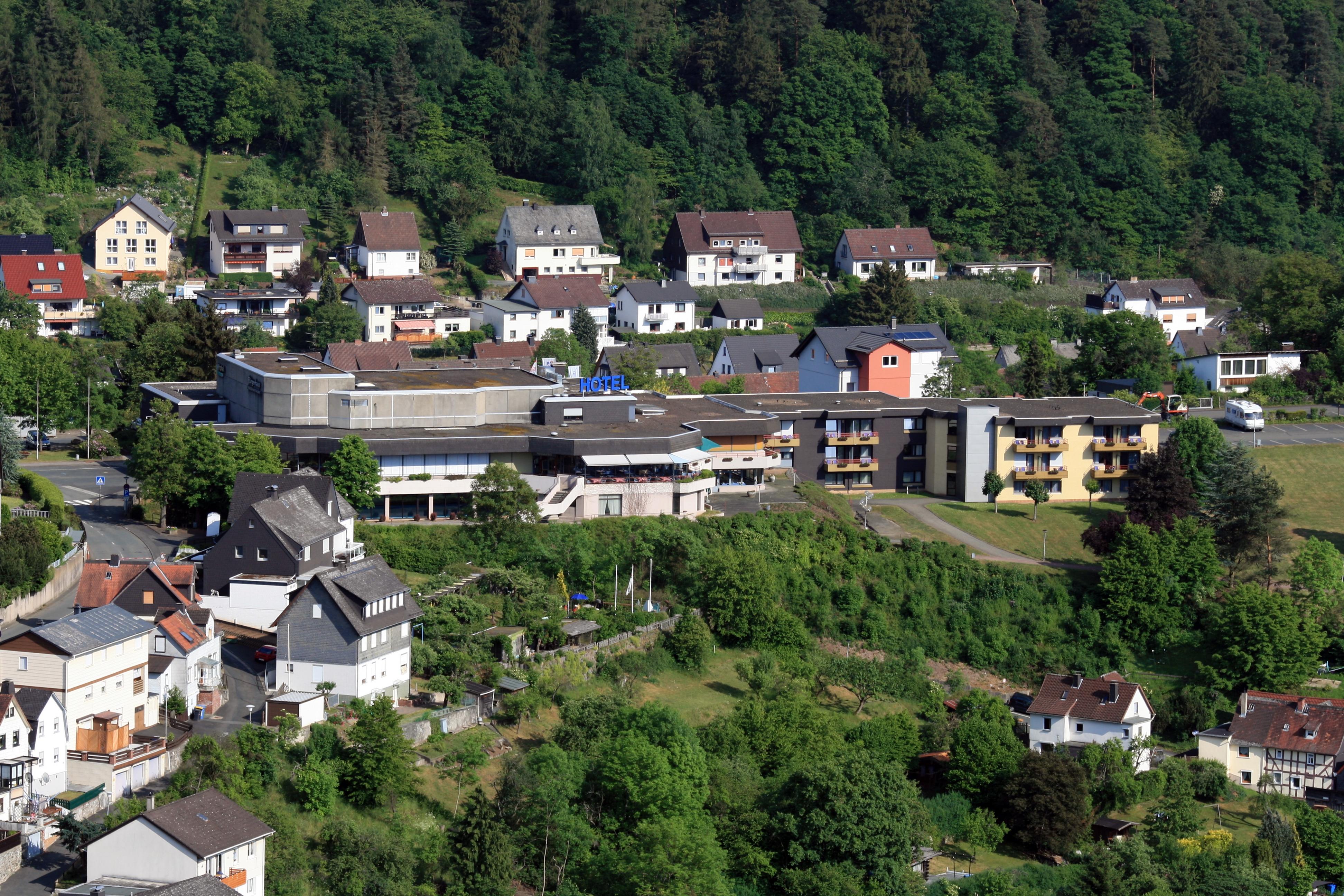 Hotel Am Park Bad Durrheim