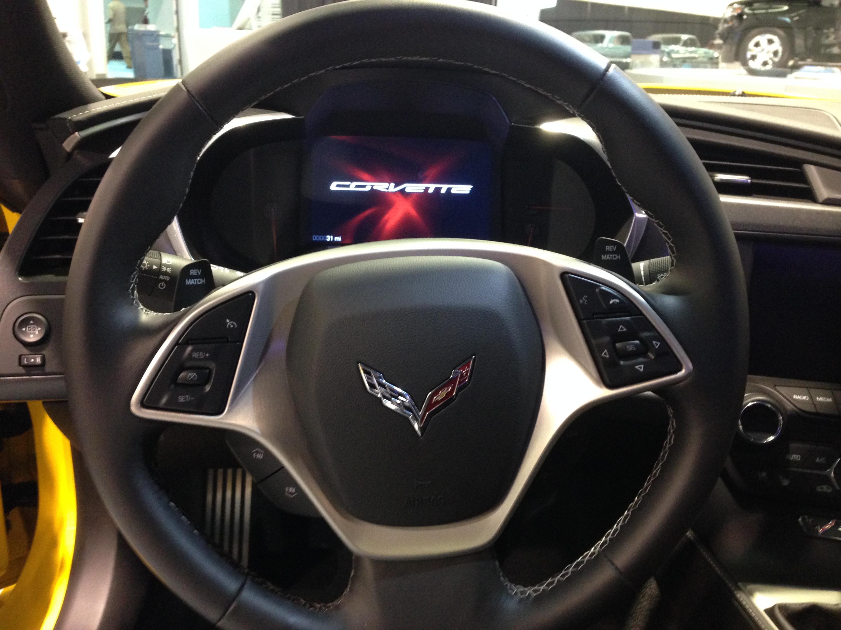 File 2014 Chevy Corvette Stingray Steering Wheel Jpg