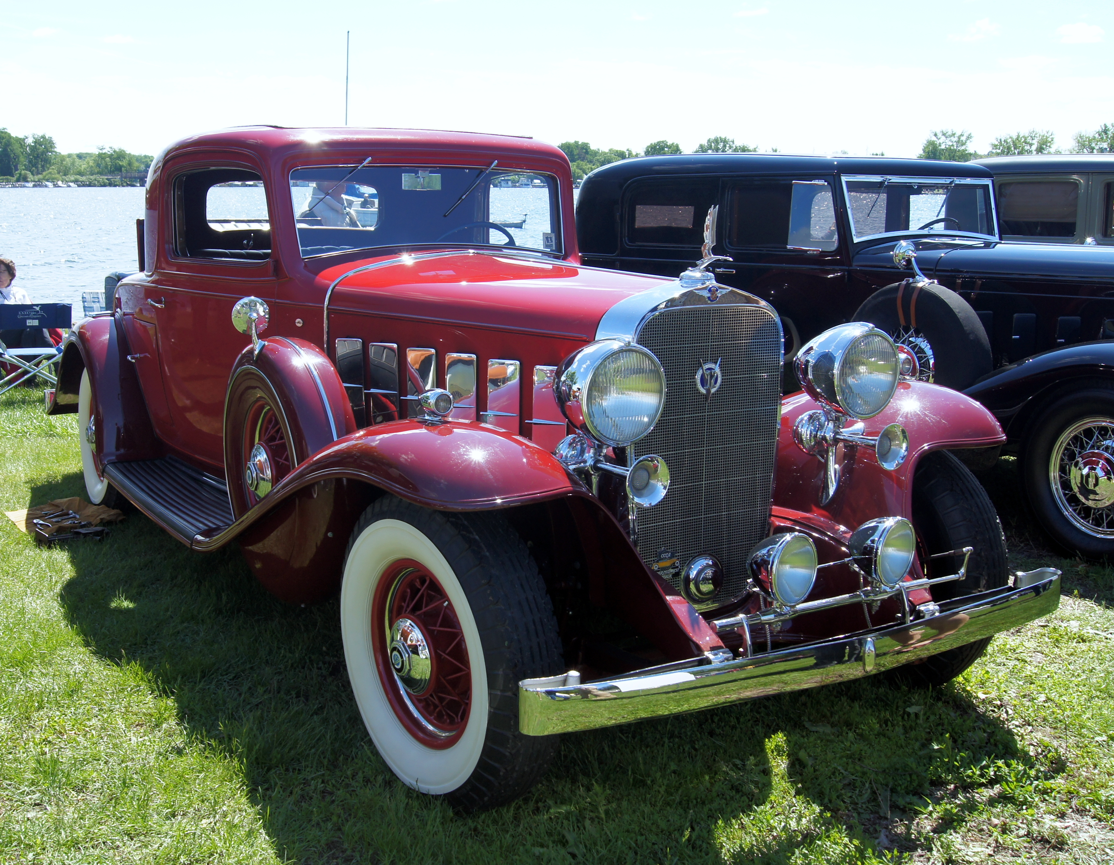 File:32 Cadillac Coupe (8942776960).jpg - Wikimedia Commons